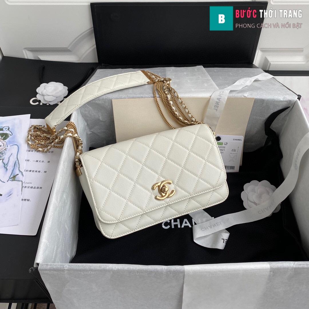 Túi xách Chanel Woke Classic Fap siêu cấp da cừu – AS2052 (27)