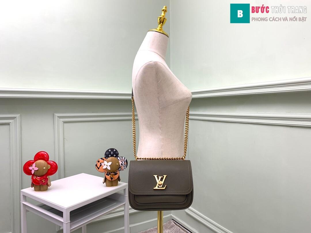 Túi xách LV Lockme Chain PM (10)