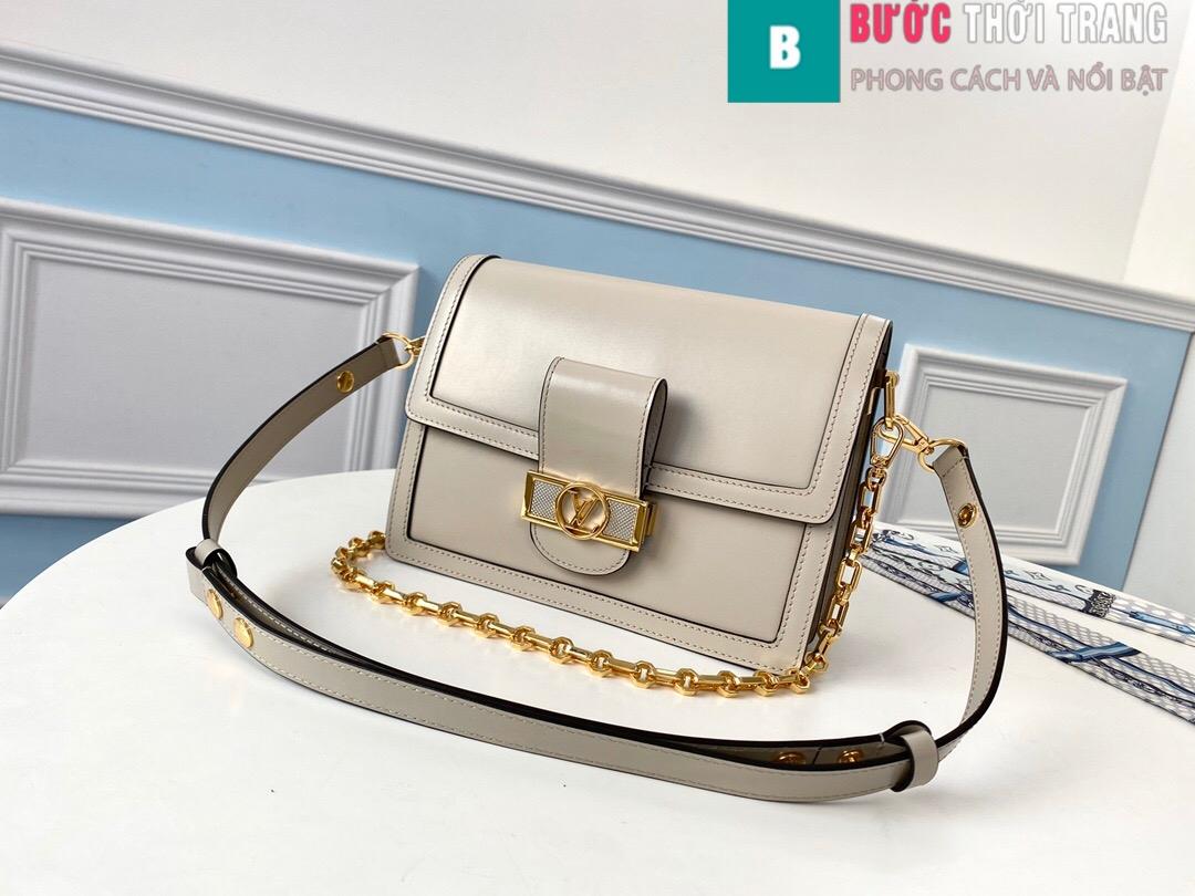 Túi xách LV Louis Vuitton Dauphine MM (17)