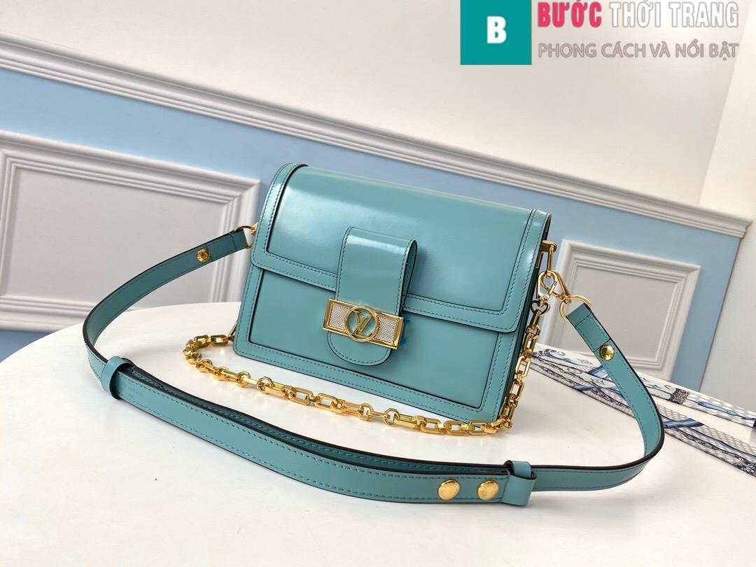 Túi xách LV Louis Vuitton Dauphine MM (35)