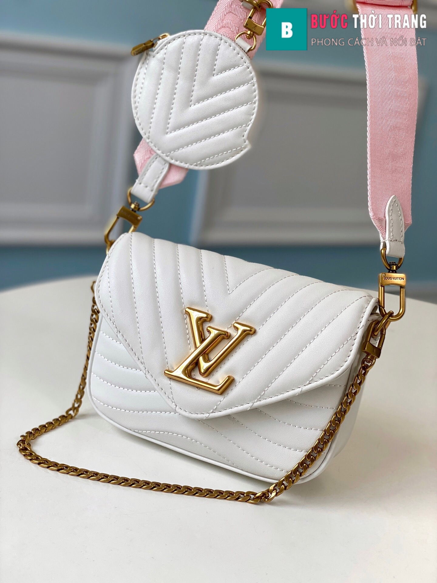 Túi xách LV Louis Vuitton New wave Multi-Pochete (28)