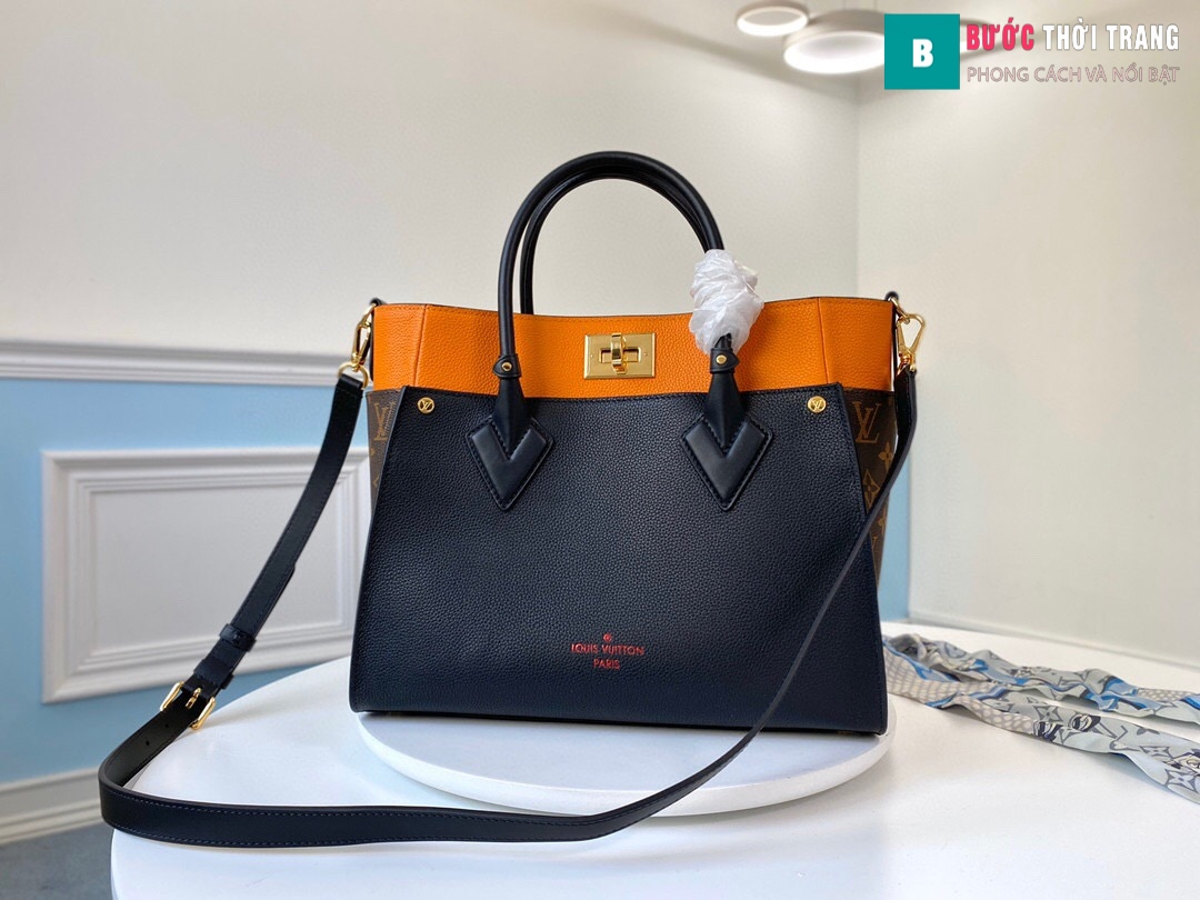 Túi xách LV Louis Vuitton On my side siêu cấp (46)
