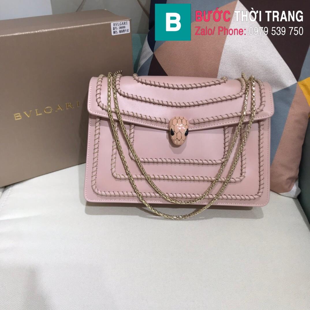 Túi Bvlgari Serventi Forever shoulder bag (1)