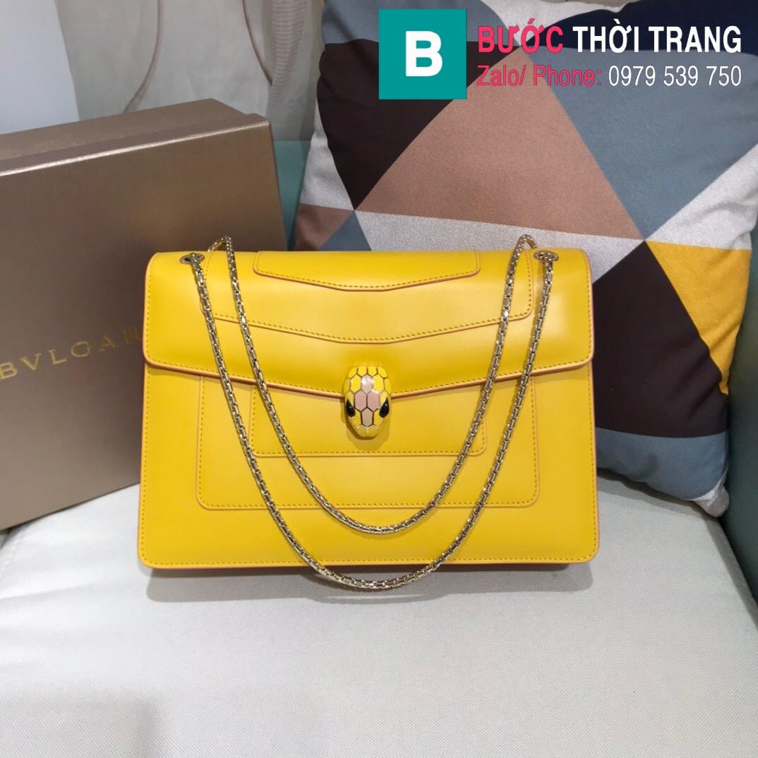 Túi Bvlgari Serventi Forever shoulder bag (17)