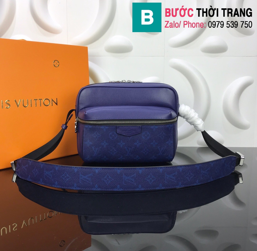 Túi Louis Vuitton Outdoor Messenger Taigarama (10)