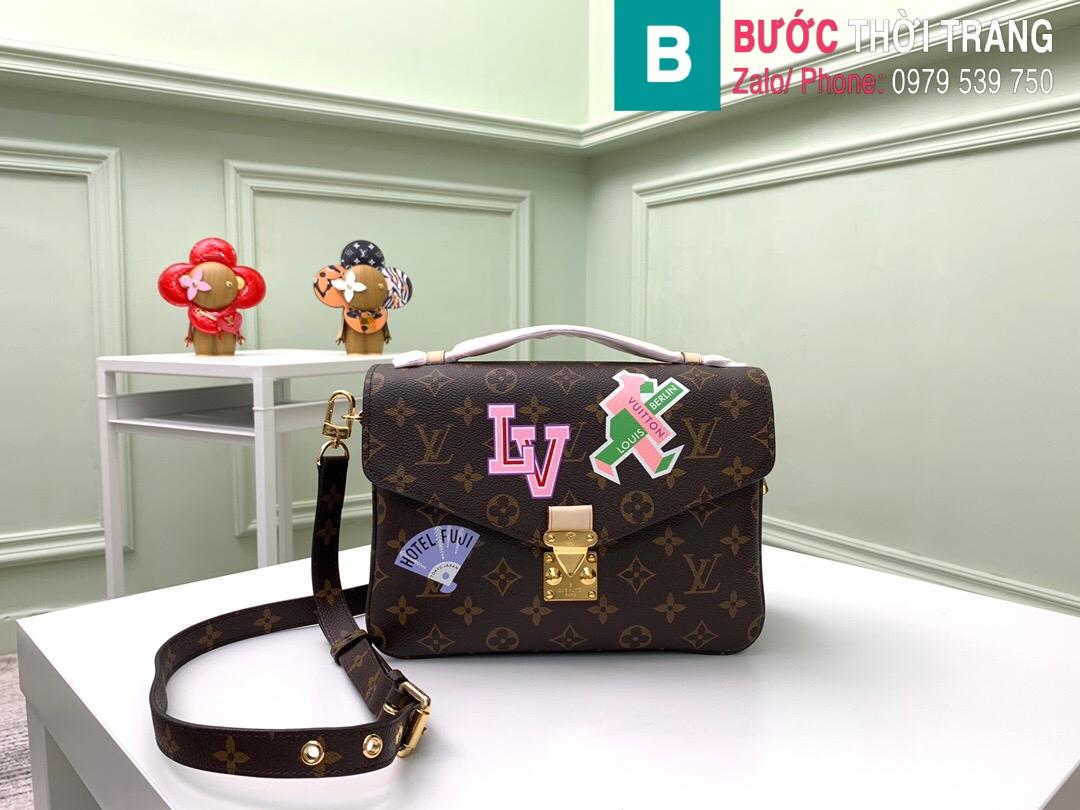 Túi Louis Vuitton Pochette Mettis (9)