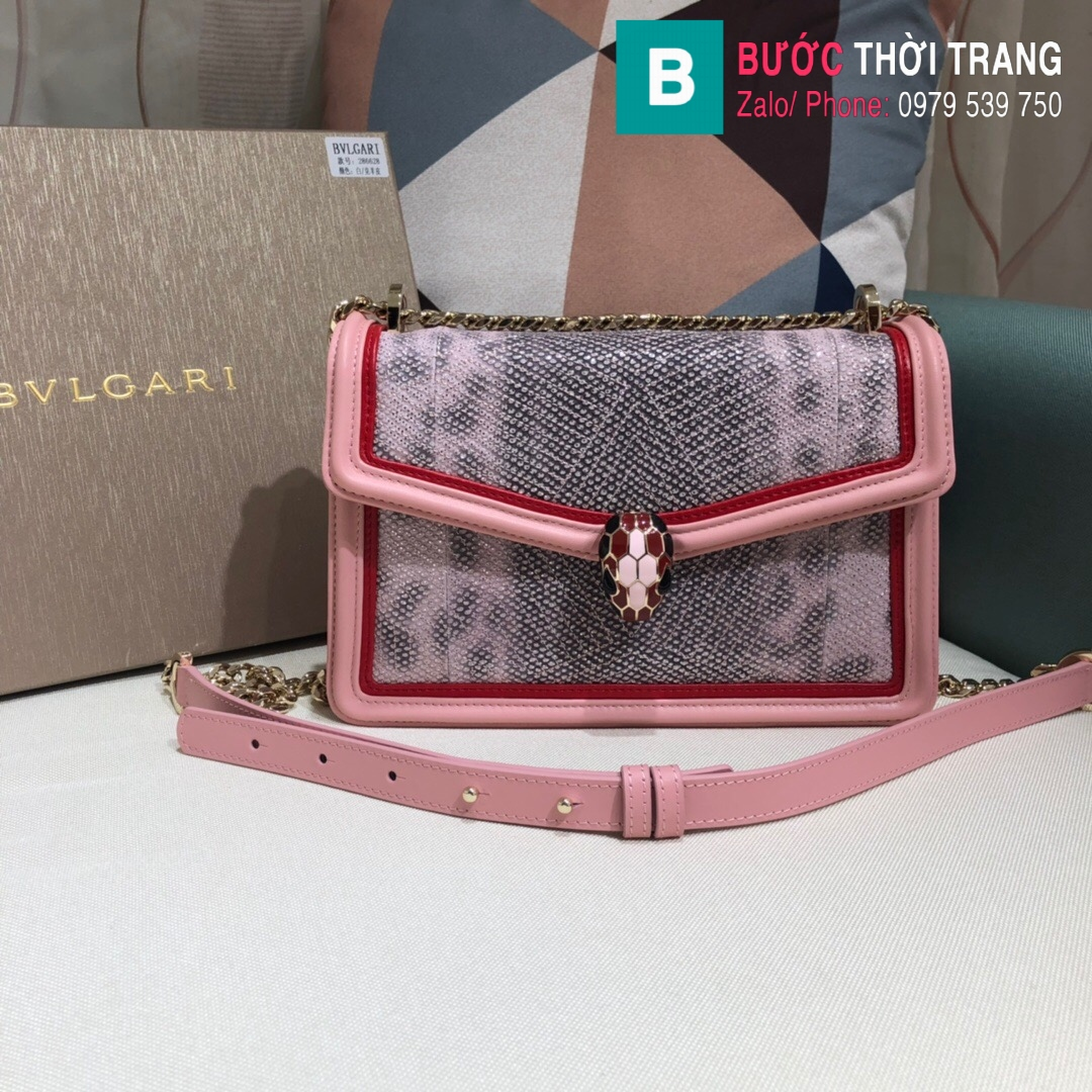 Túi xách Bvlgari Seventi Diamond Blast (17)