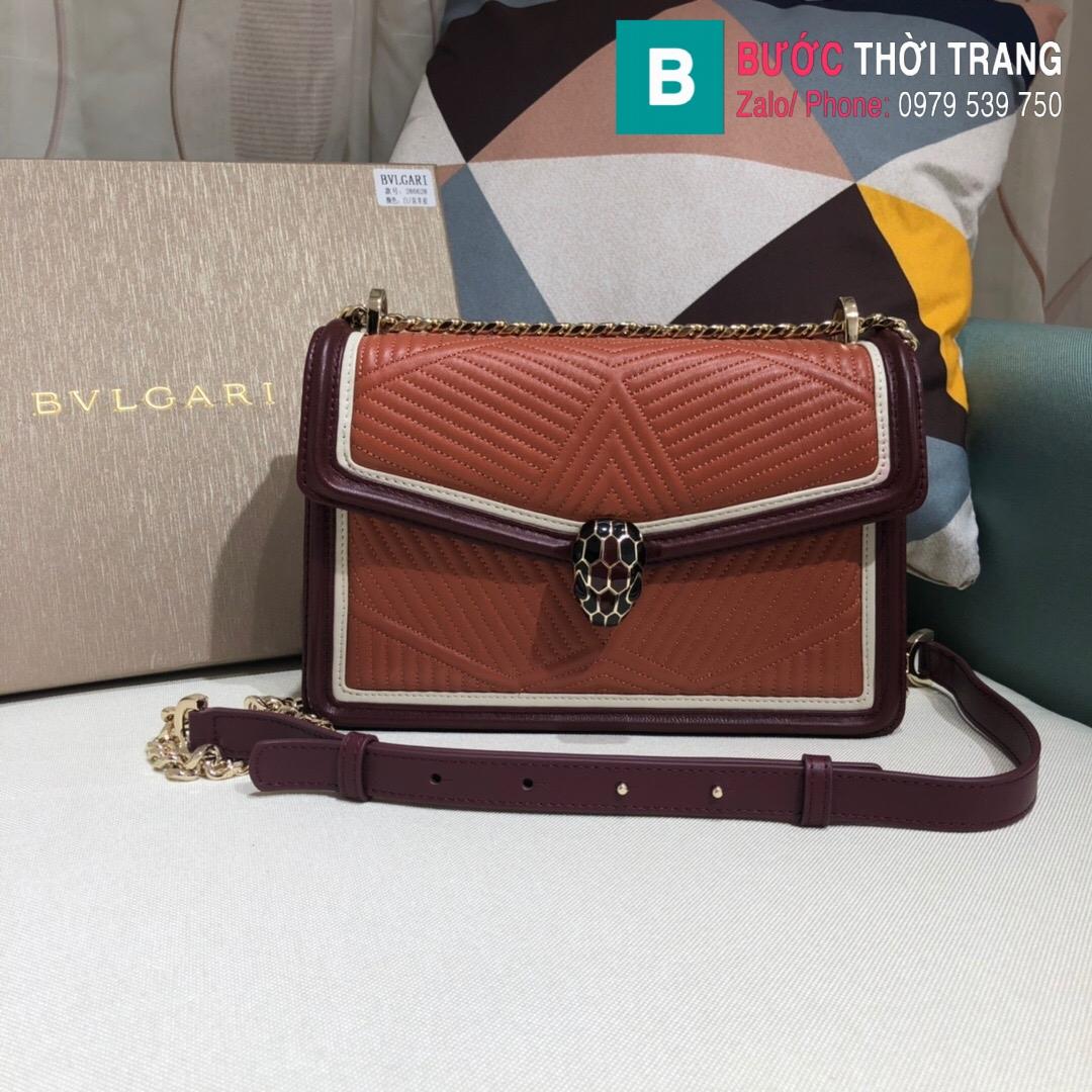 Túi xách Bvlgari Seventi Diamond Blast (72)