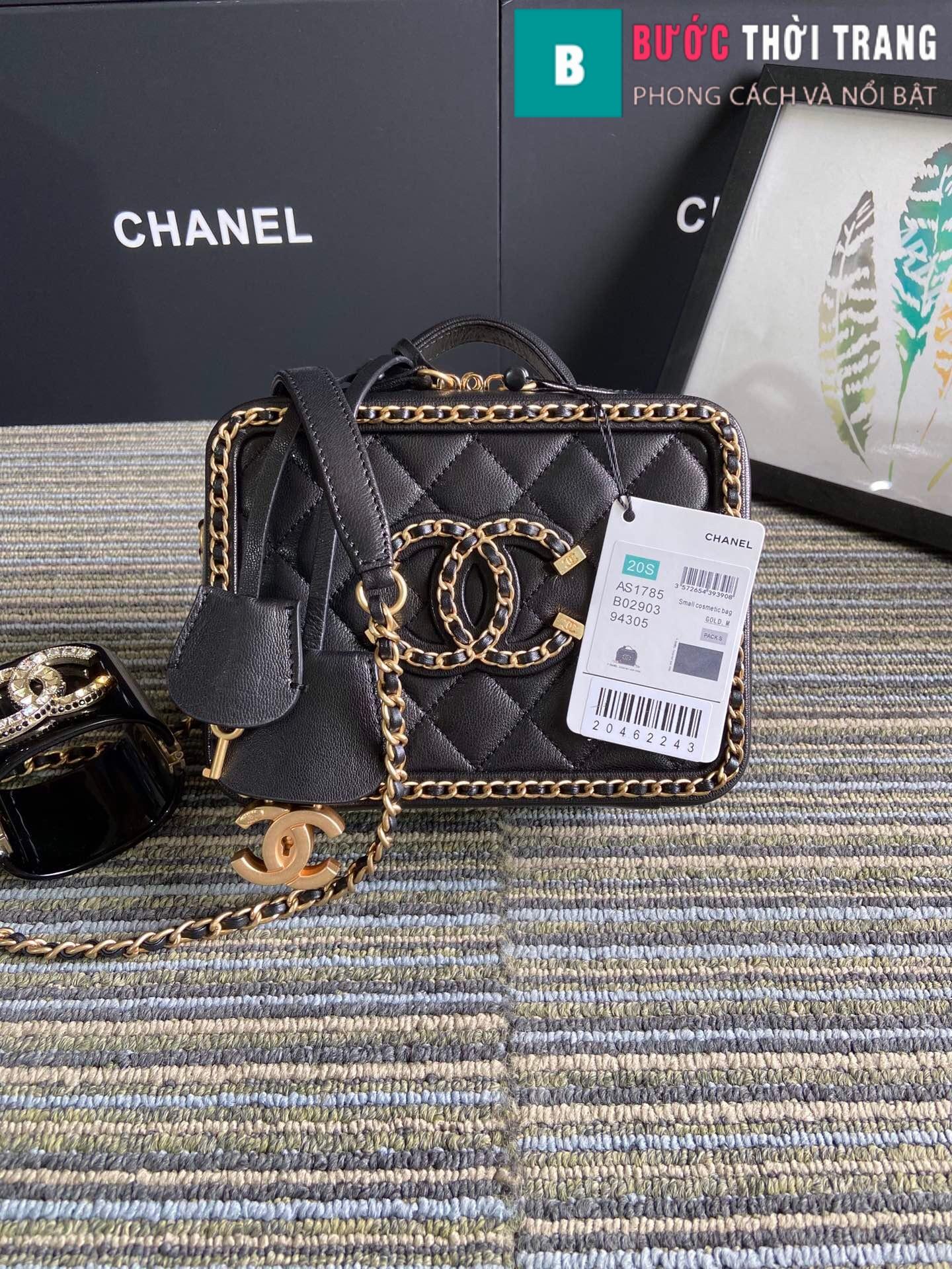 Túi xách Chanel Vanity case (27)