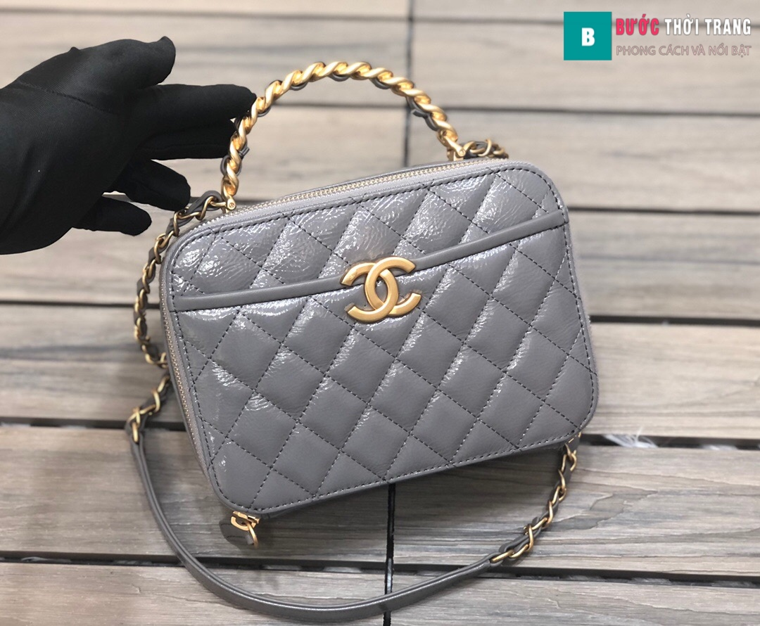 Túi xách Chanel Vanity siêu cấp (10)