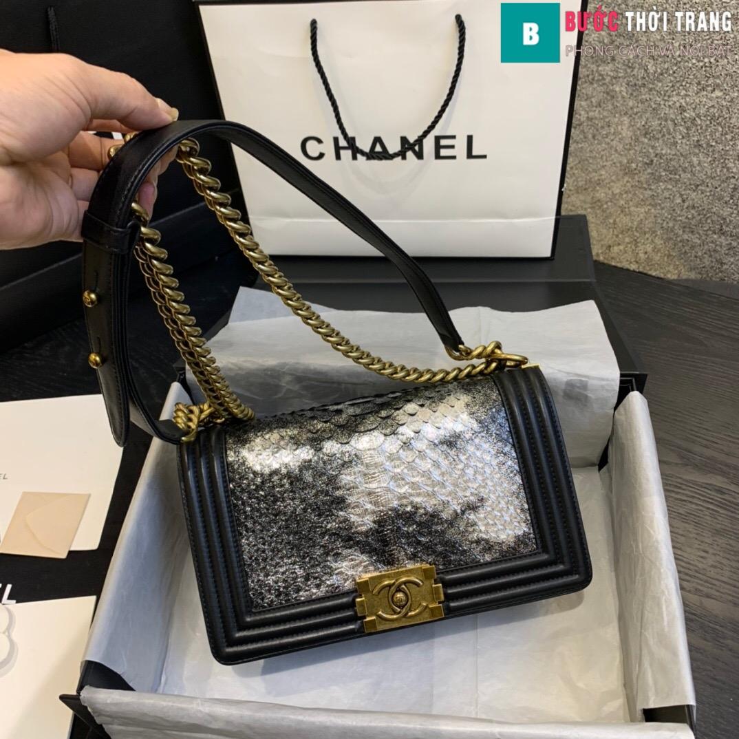 Túi xách Chanel boy siêu cấp (10)