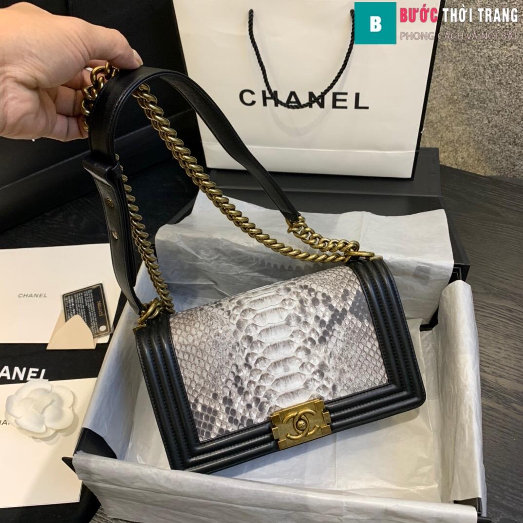 Túi xách Chanel boy siêu cấp (19)