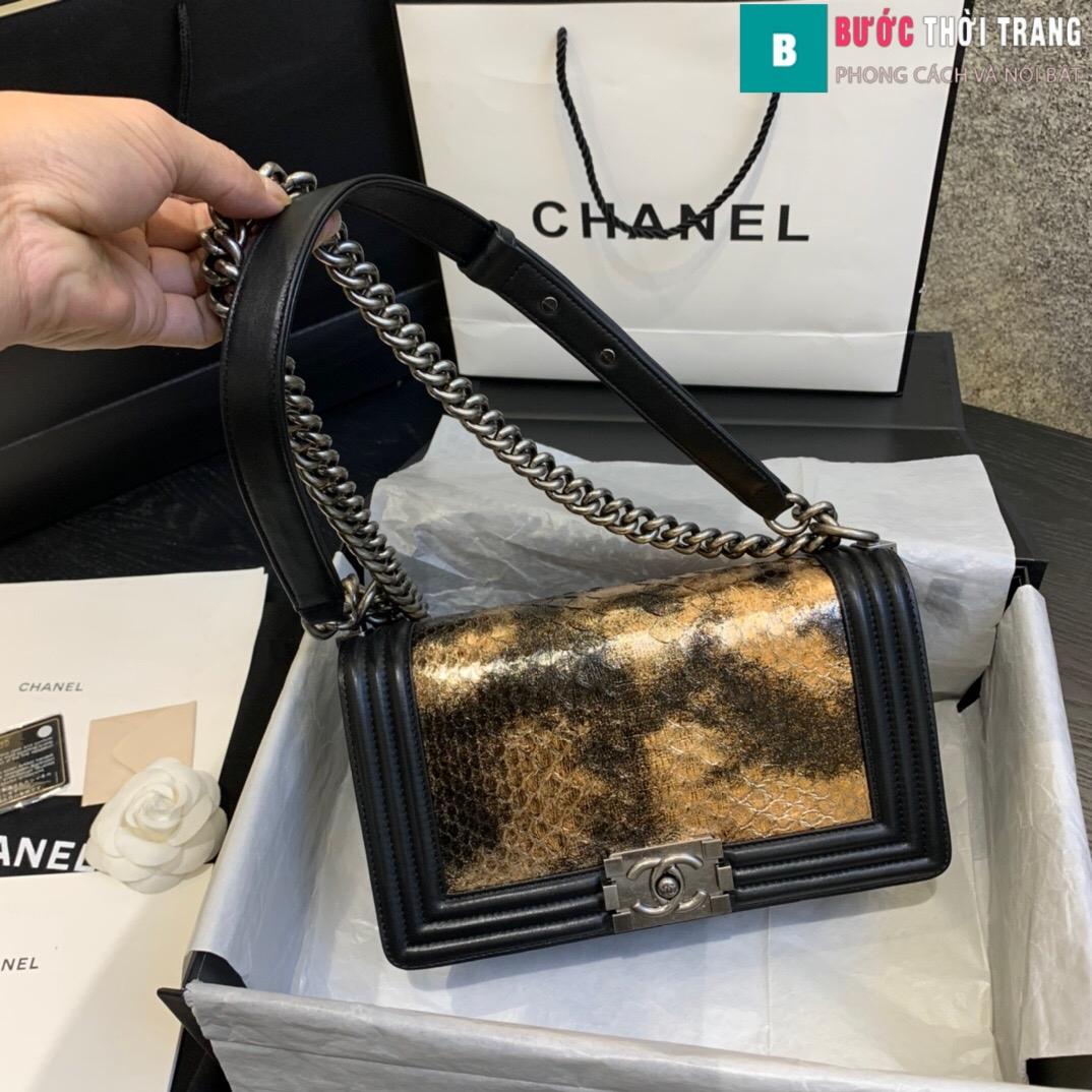 Túi xách Chanel boy siêu cấp (28)
