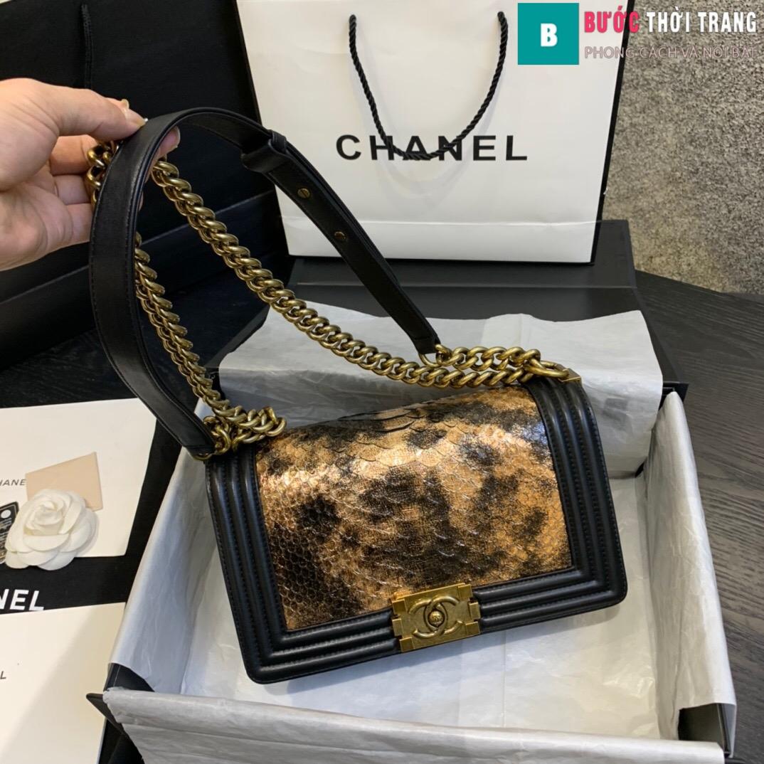 Túi xách Chanel boy siêu cấp (37)