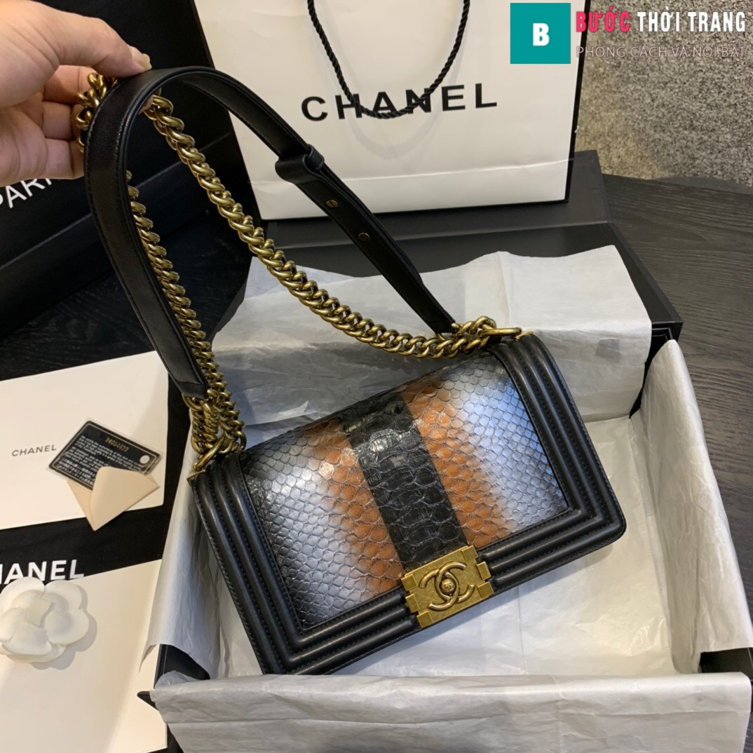 Túi xách Chanel boy siêu cấp (46)
