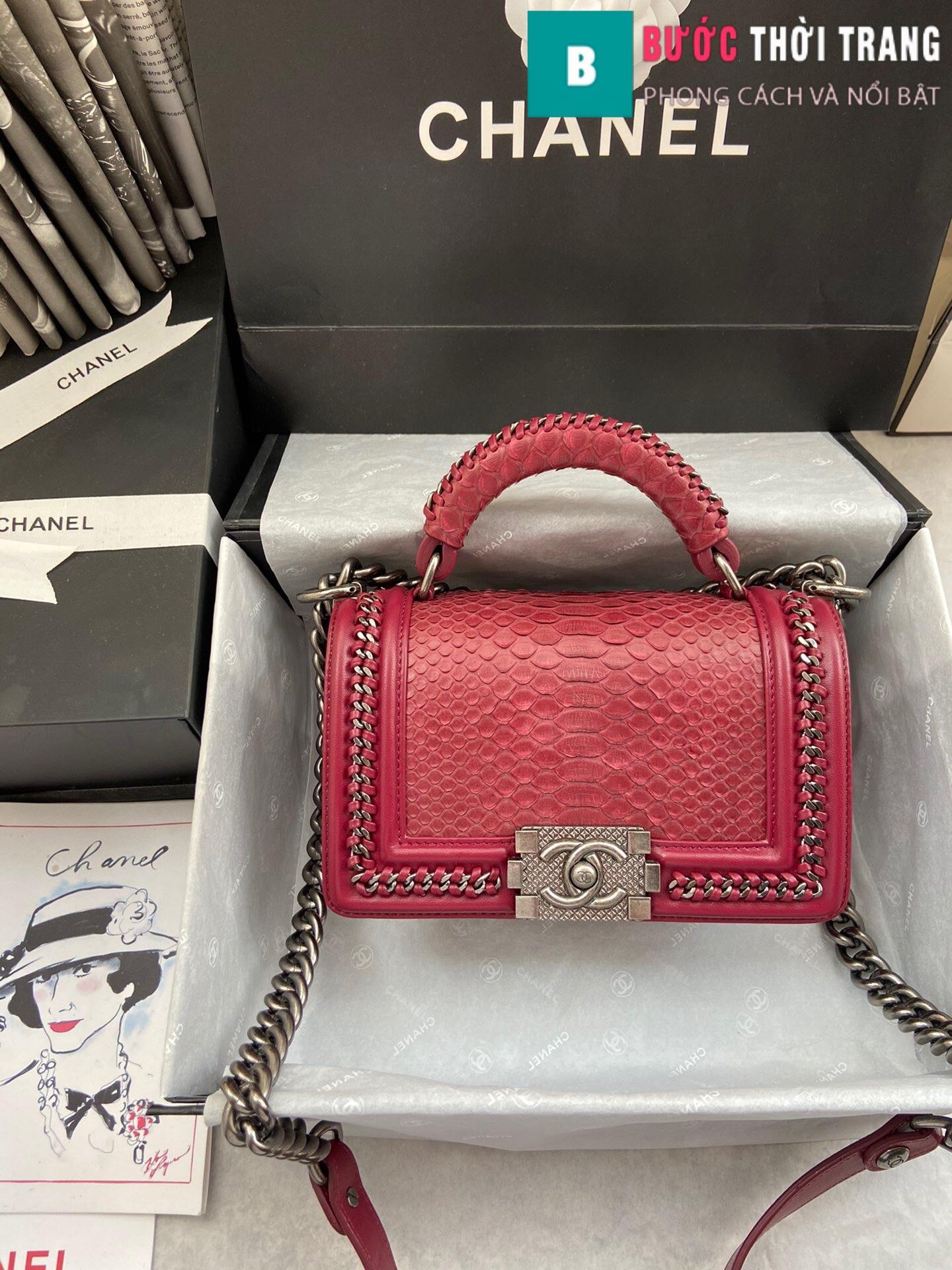 Túi xách Chanel boy siêu cấp – 94805 (117)