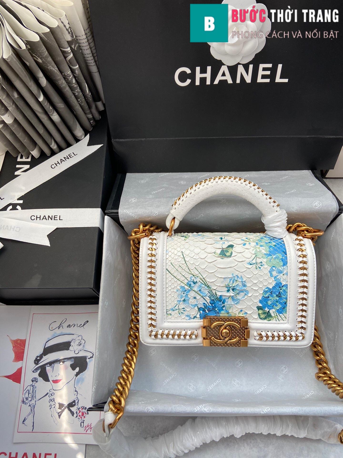 Túi xách Chanel boy siêu cấp – 94805 (19)