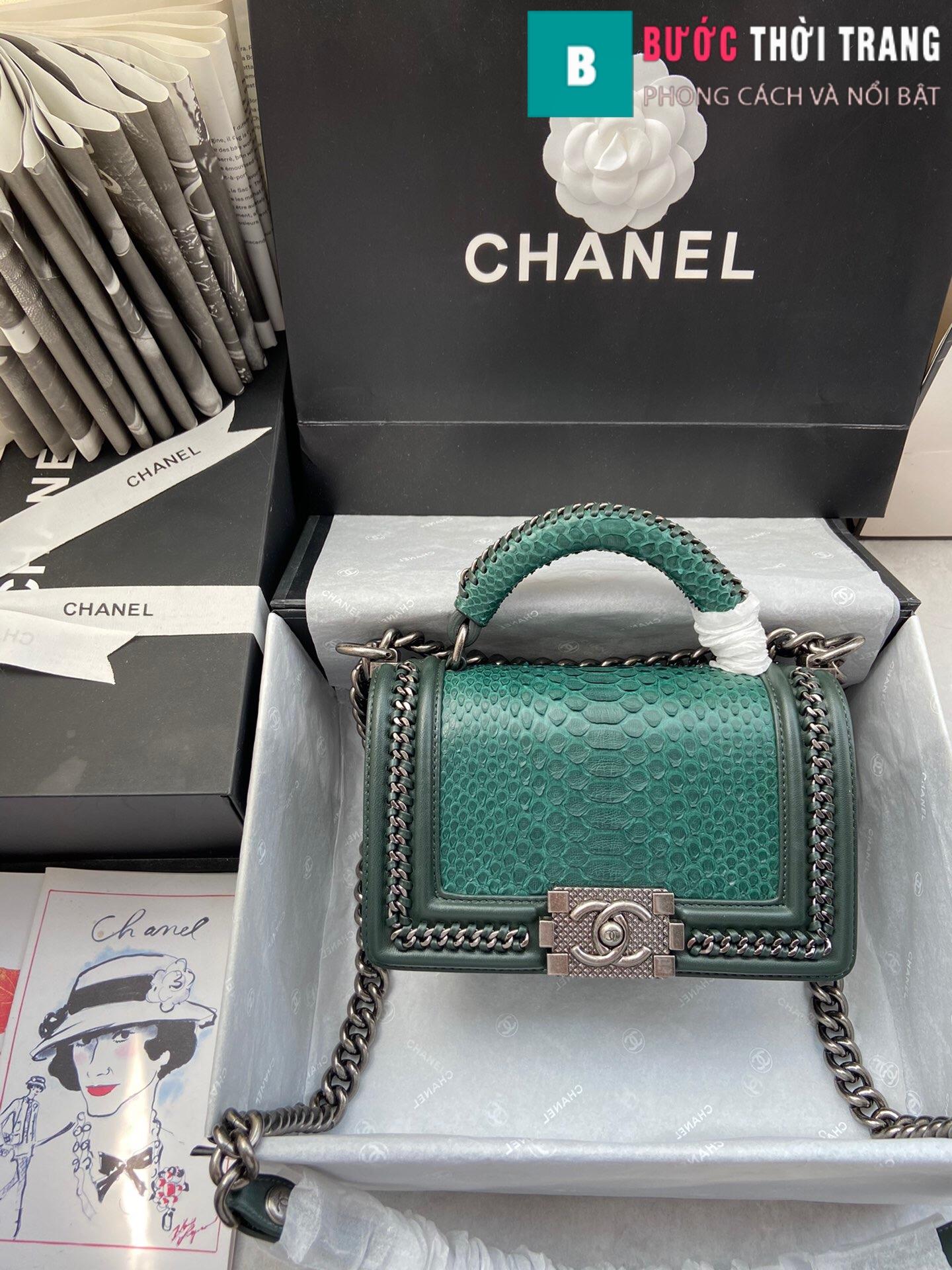 Túi xách Chanel boy siêu cấp – 94805 (28)