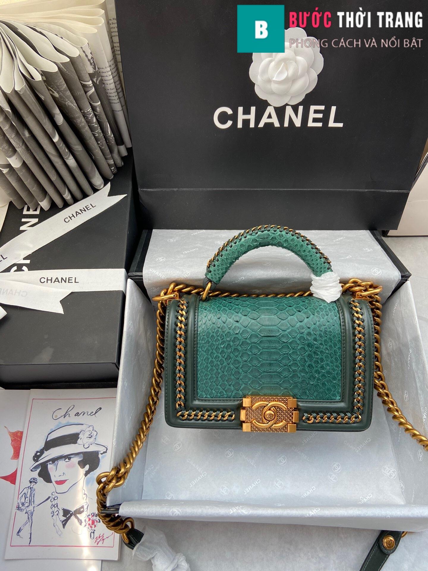 Túi xách Chanel boy siêu cấp – 94805 (37)