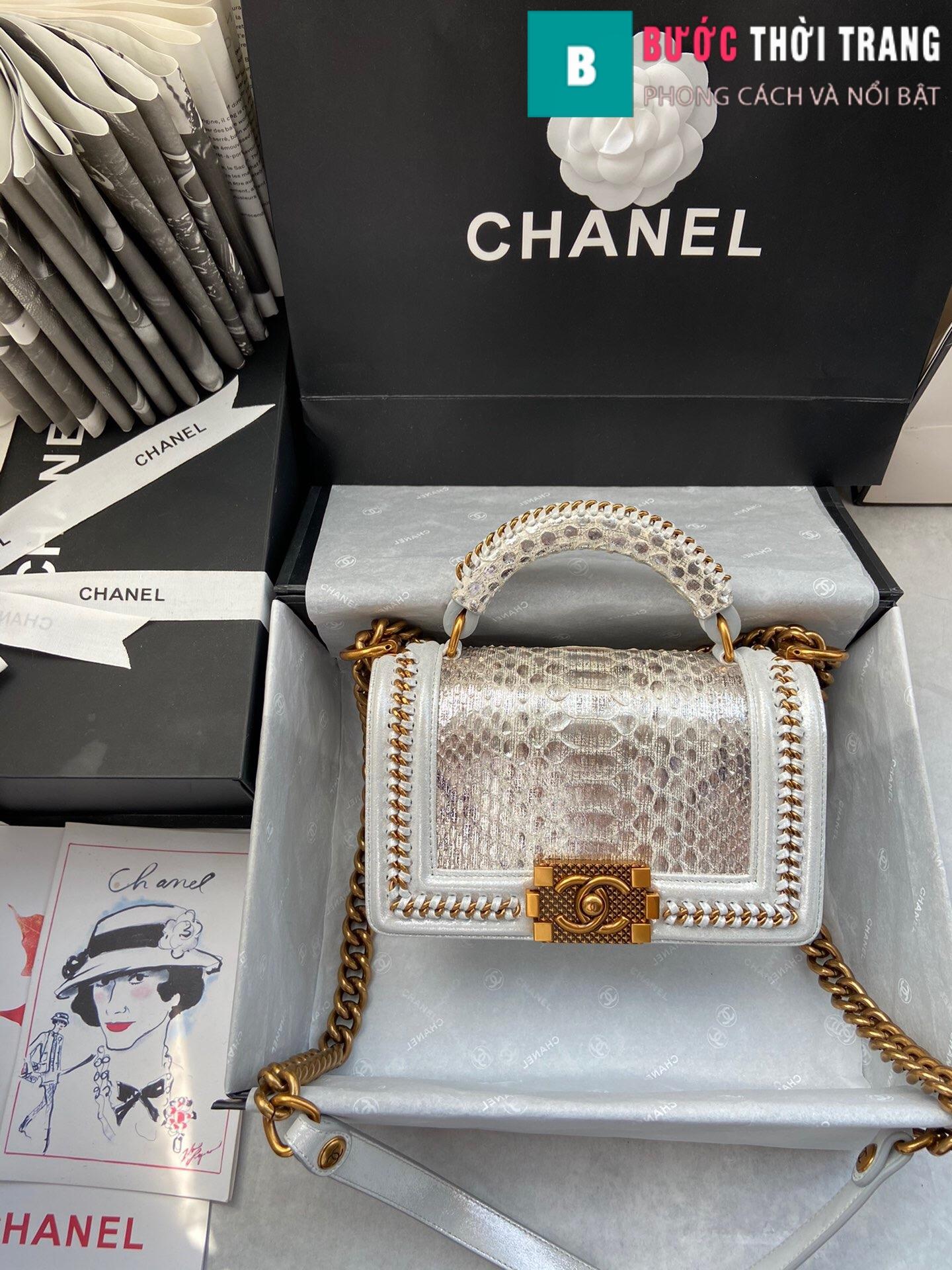 Túi xách Chanel boy siêu cấp – 94805 (46)