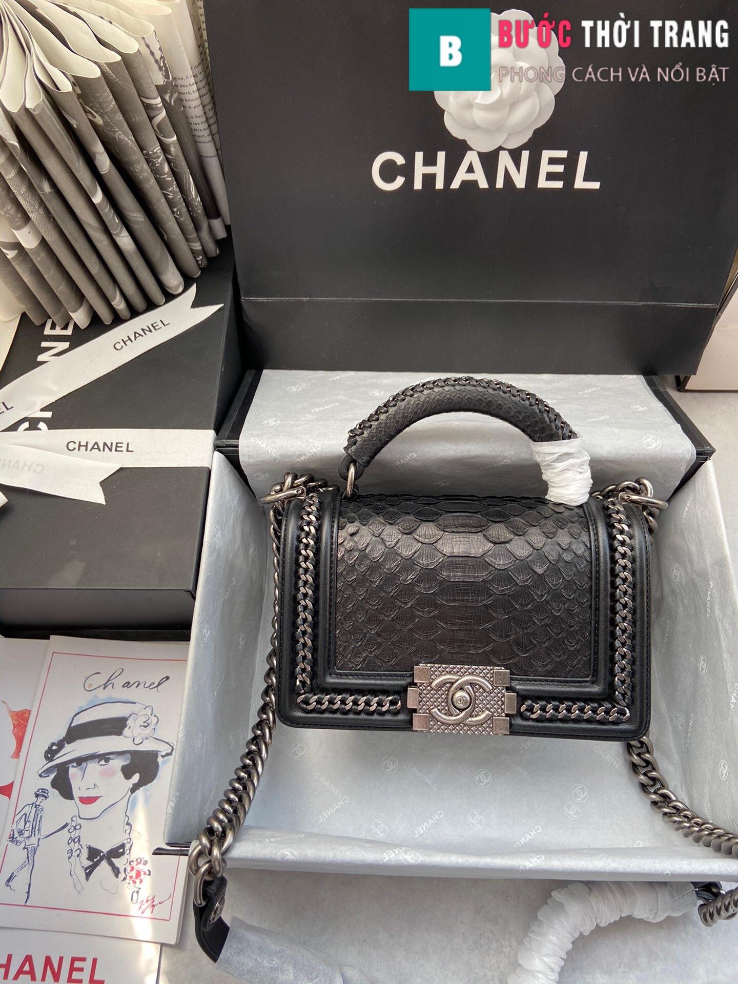 Túi xách Chanel boy siêu cấp – 94805 (55)
