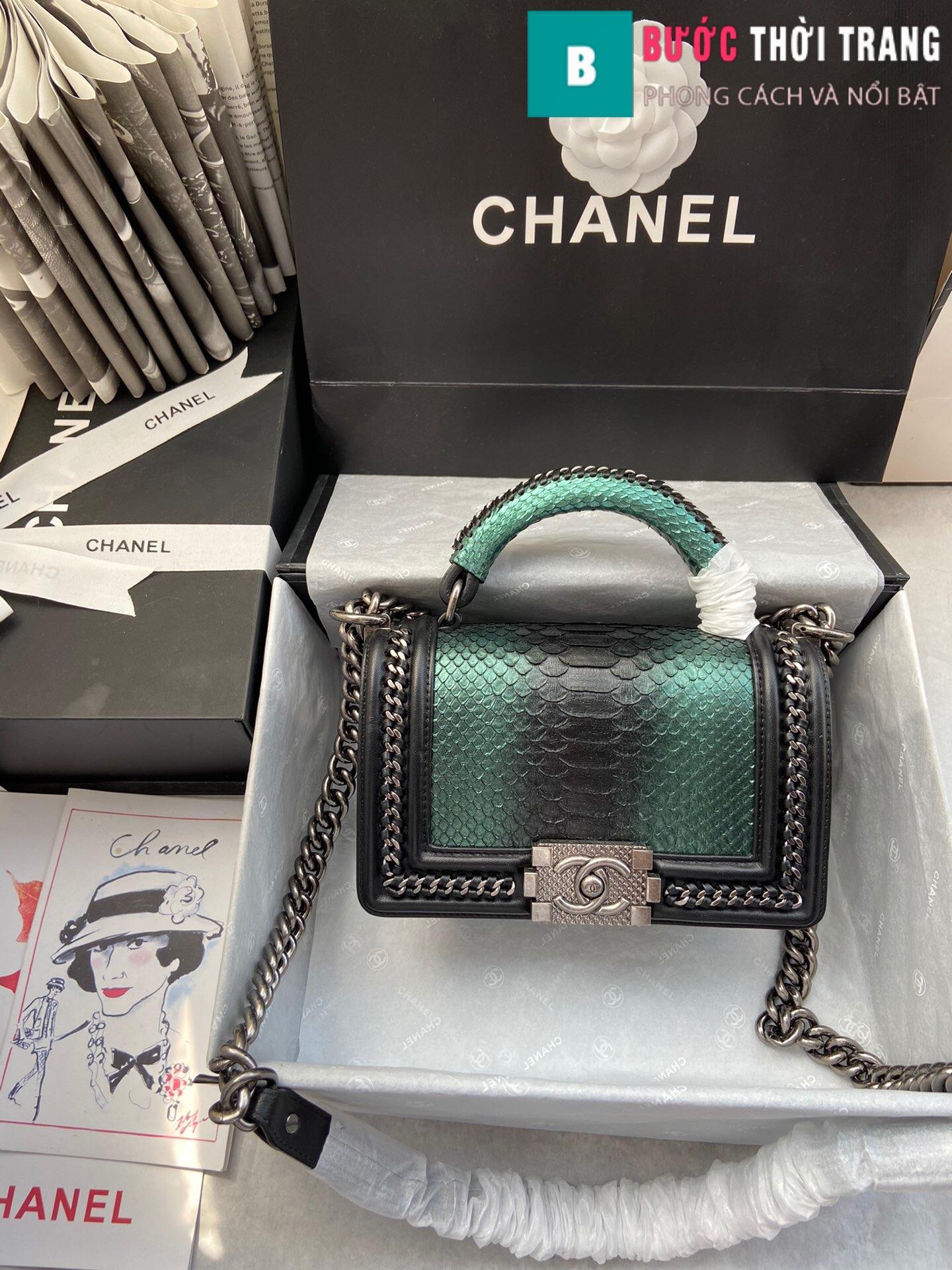 Túi xách Chanel boy siêu cấp – 94805 (64)