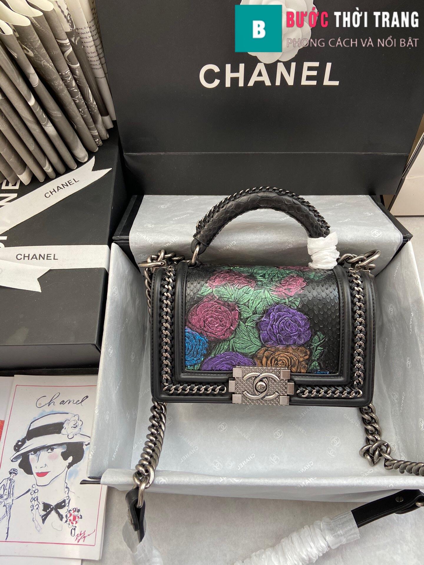 Túi xách Chanel boy siêu cấp – 94805 (73)