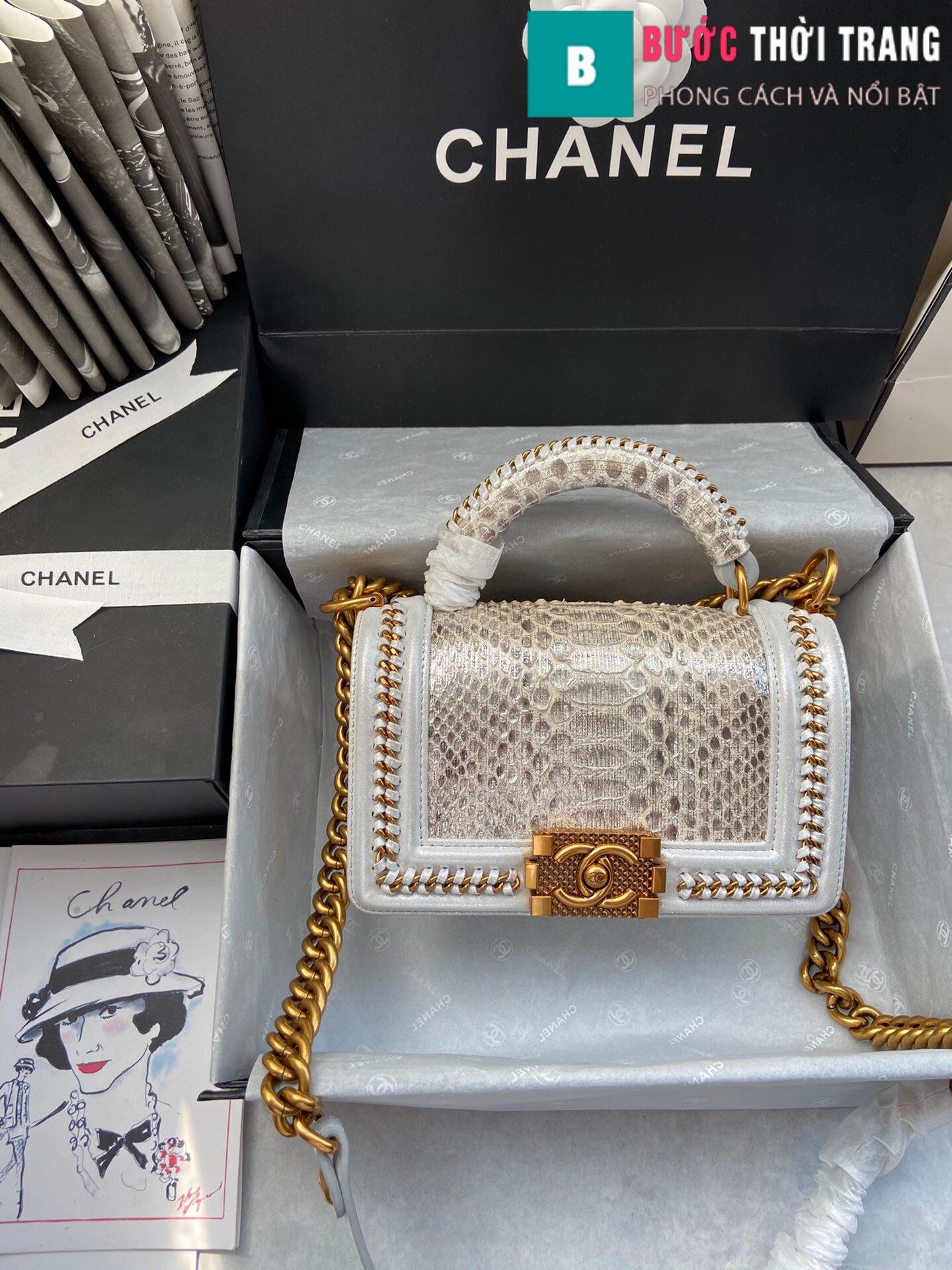Túi xách Chanel boy siêu cấp – 94805 (82)
