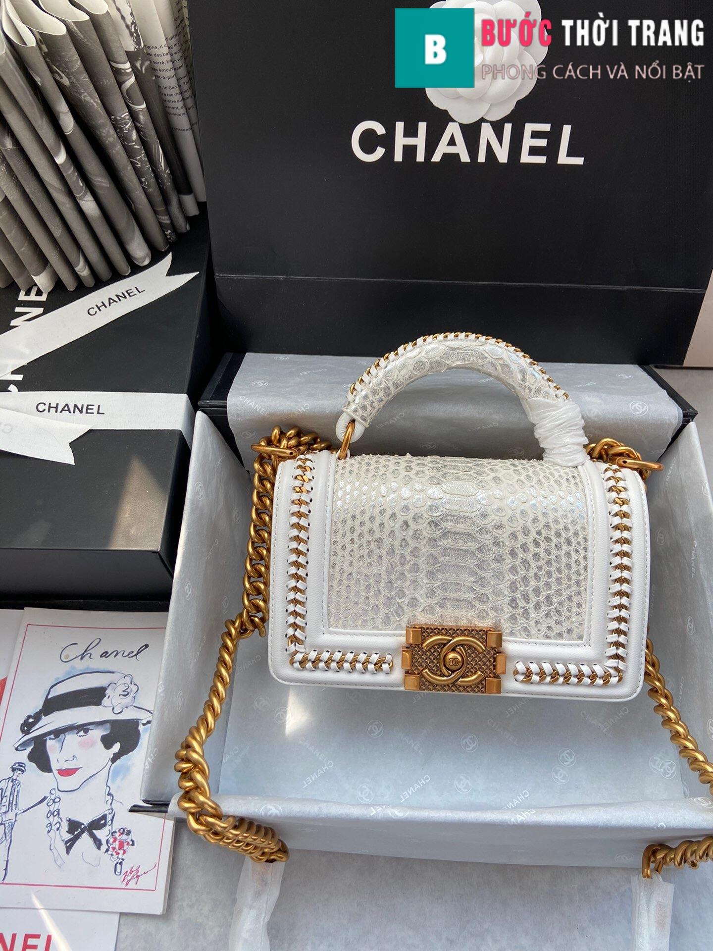 Túi xách Chanel boy siêu cấp – 94805 (91)