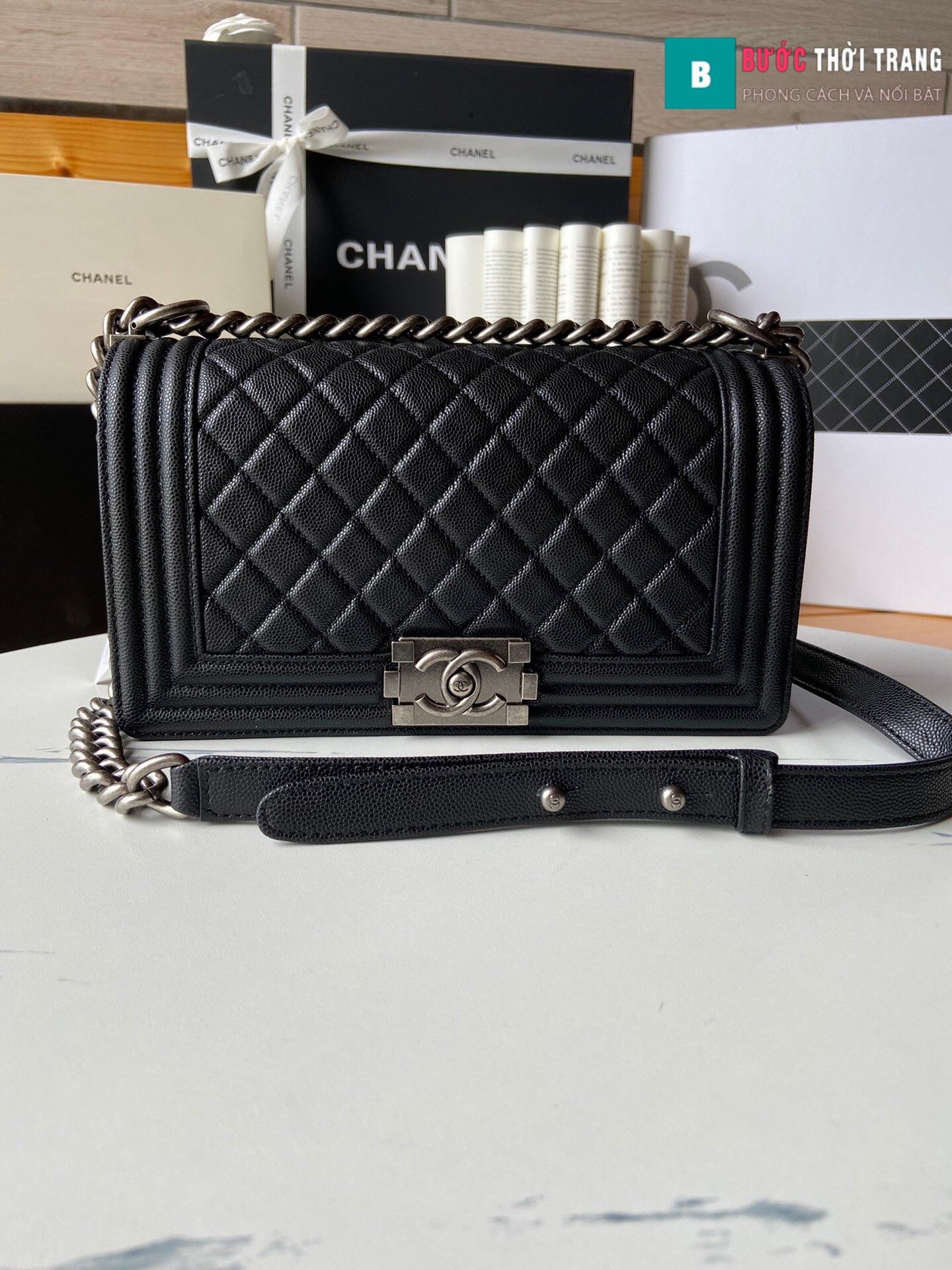 Túi xách Chanel boy siêu cấp – A67086 (10)