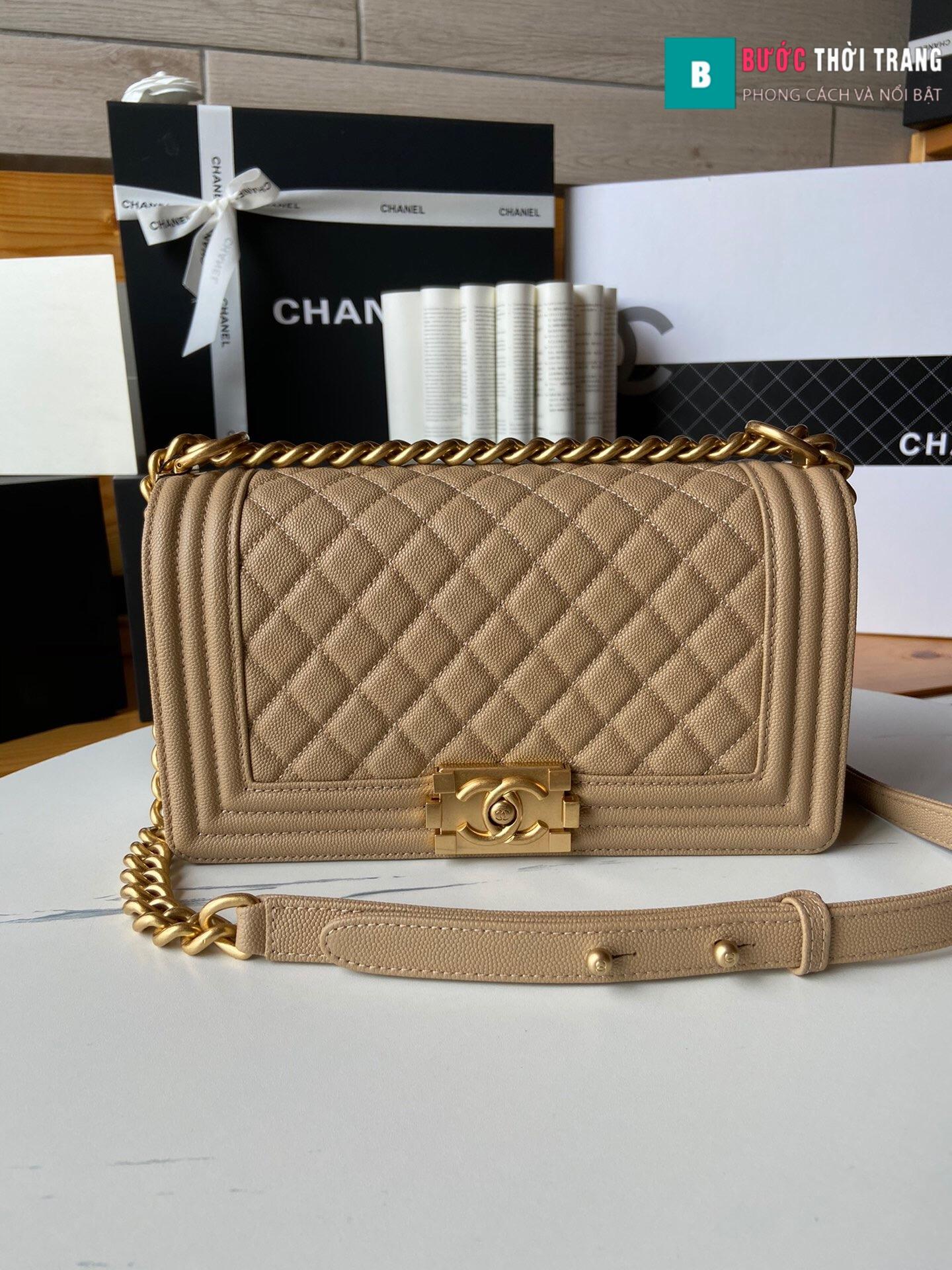 Túi xách Chanel boy siêu cấp – A67086 (28)