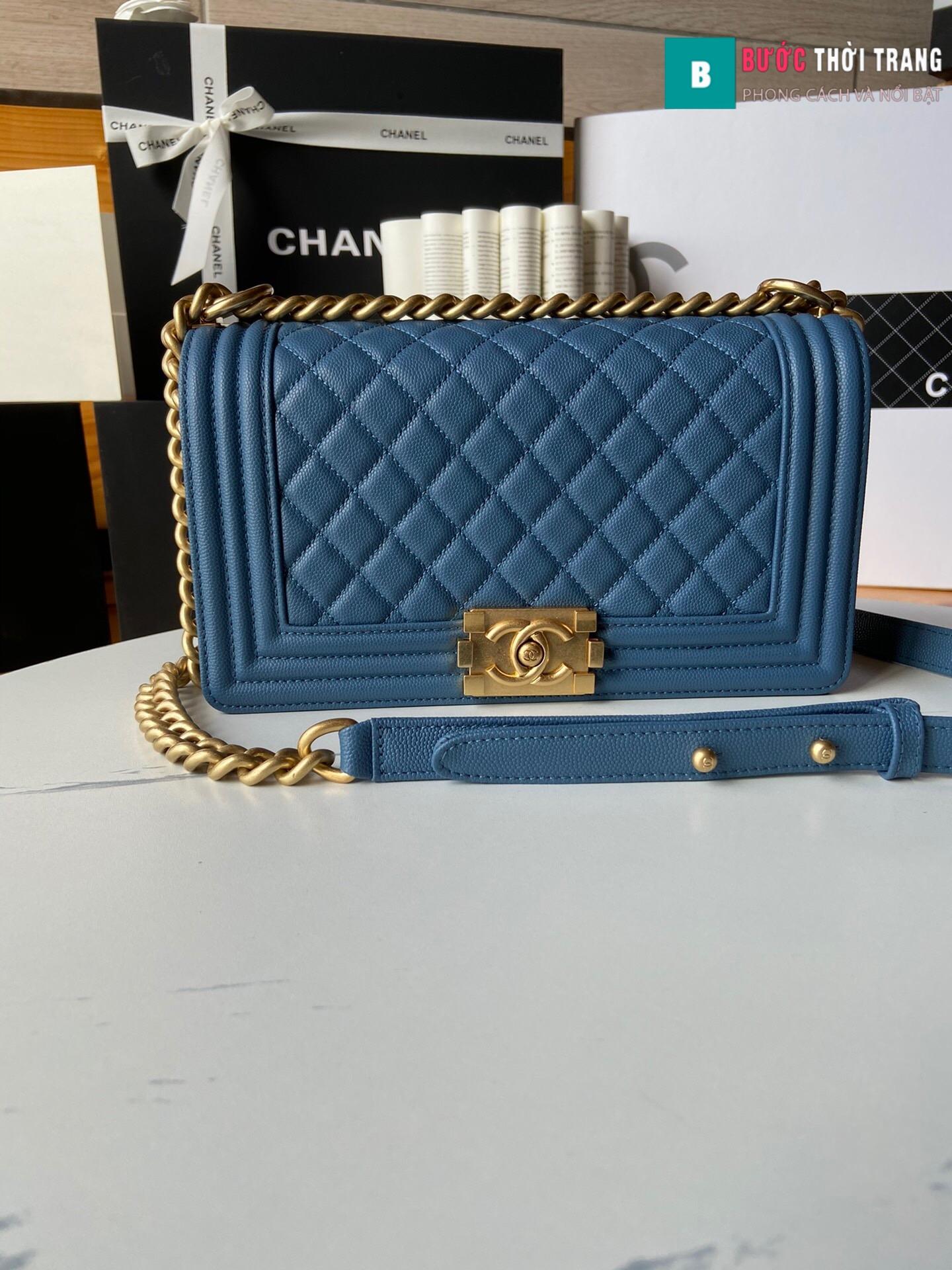 Túi xách Chanel boy siêu cấp – A67086 (64)