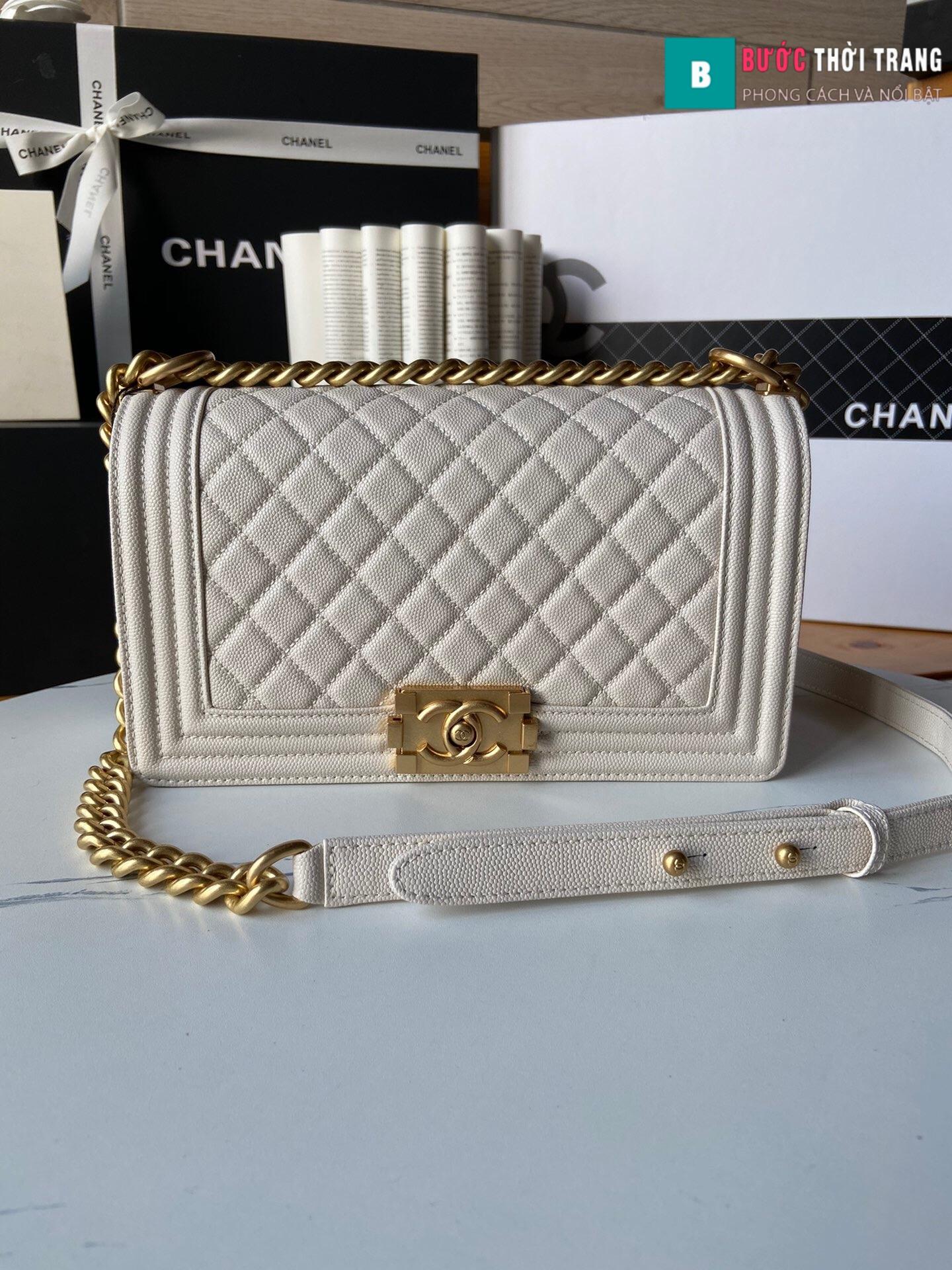 Túi xách Chanel boy siêu cấp – A67086 (73)