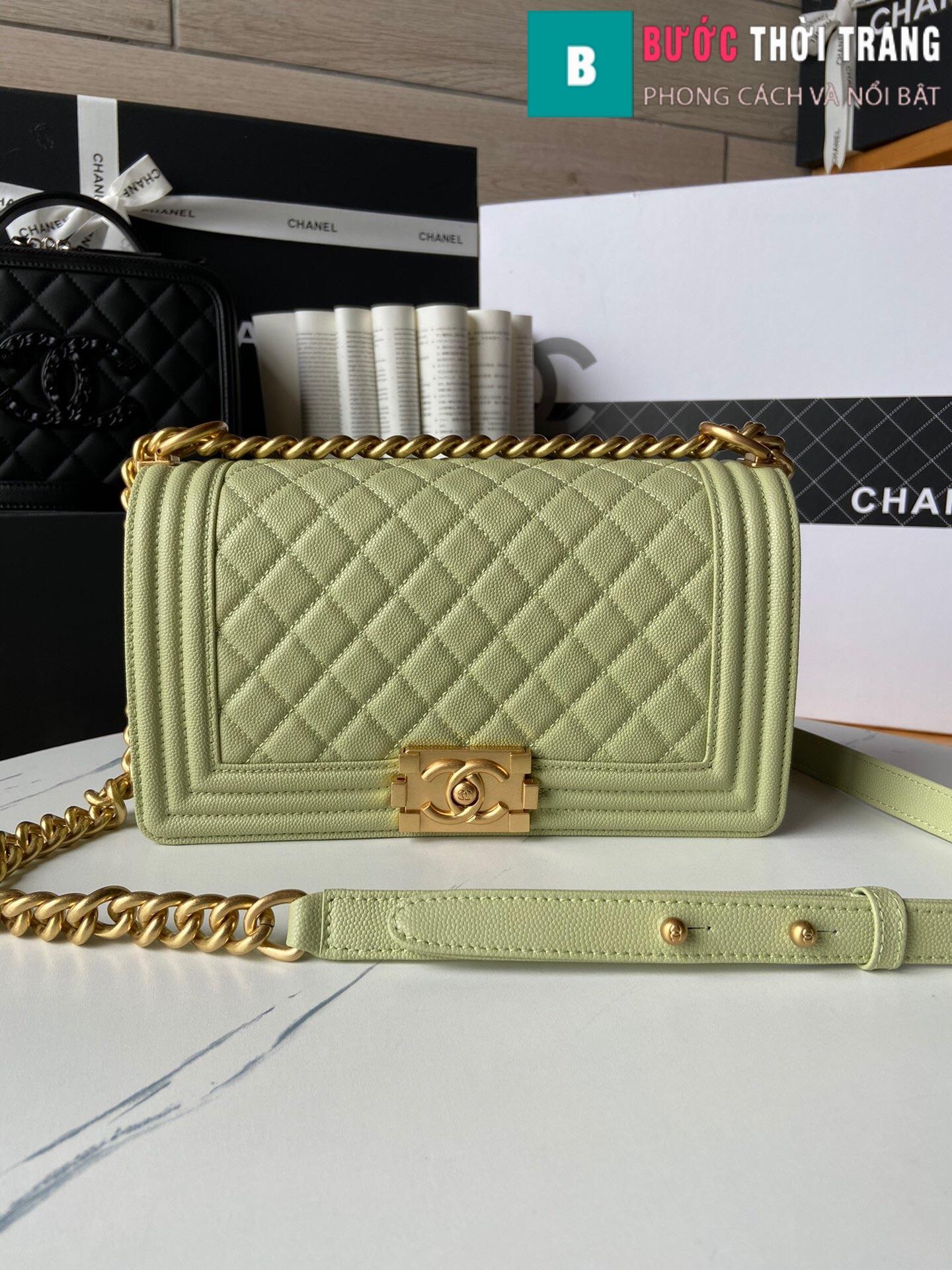 Túi xách Chanel boy siêu cấp – A67086 (78)