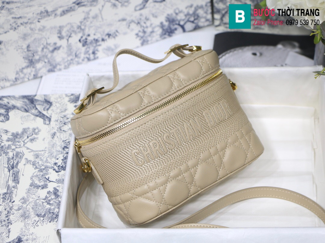 Túi xách Dior Travel vanity case (10)