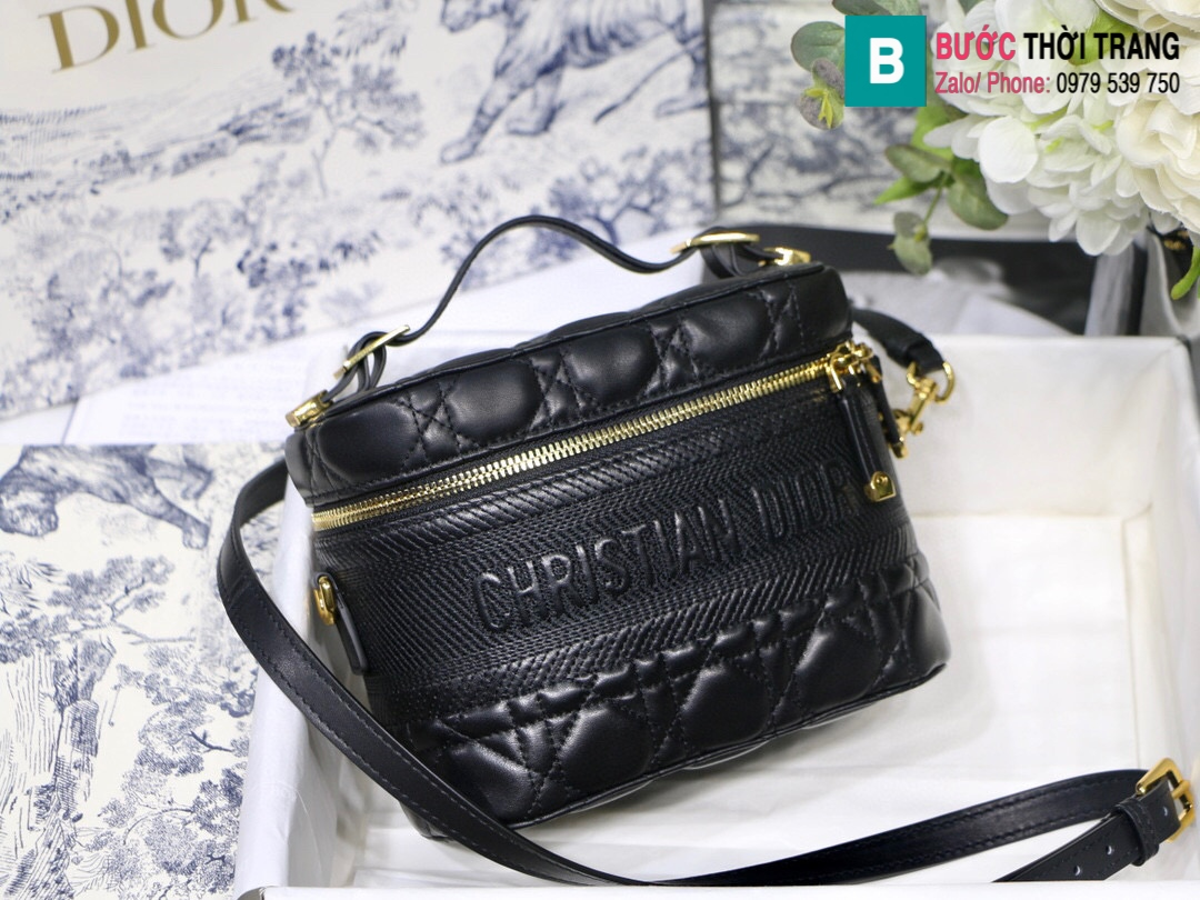 Túi xách Dior Travel vanity case (28)