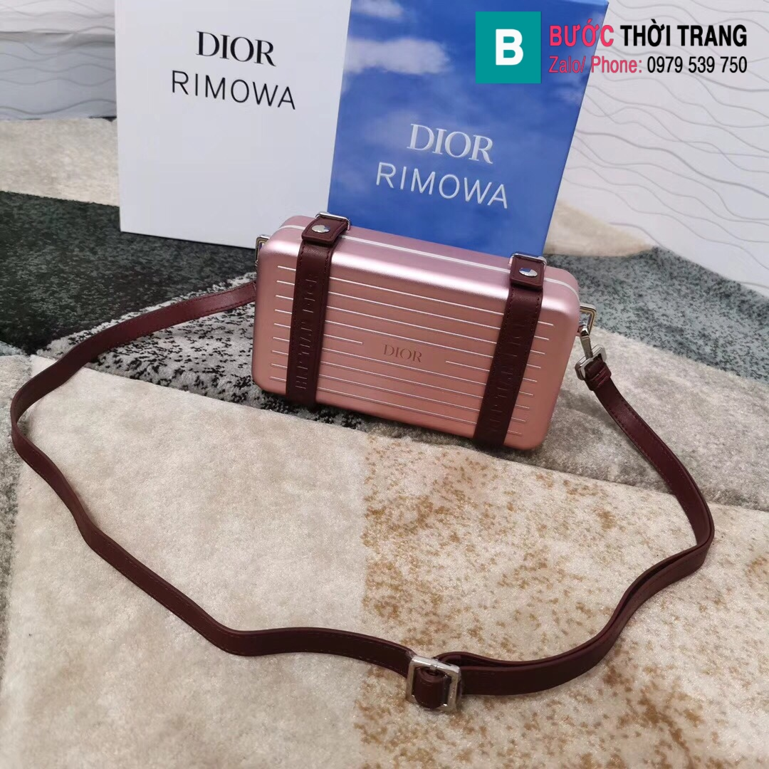 Túi xách Dior rimowa siêu cấp (9)