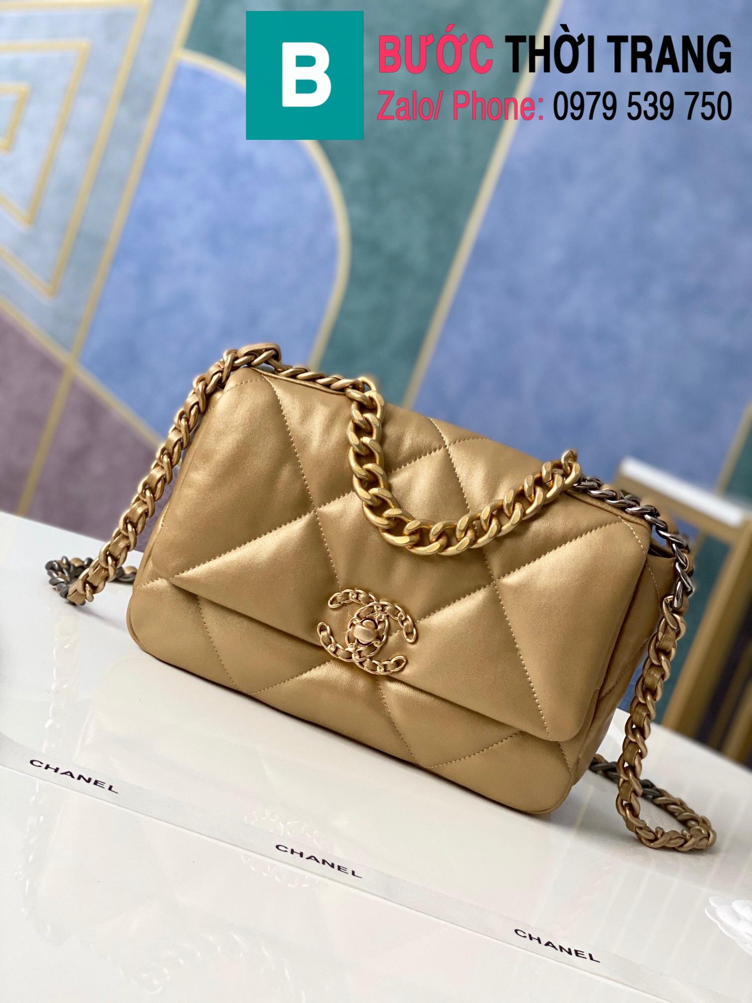 Túi xách Chanel 19 flap bag (1)