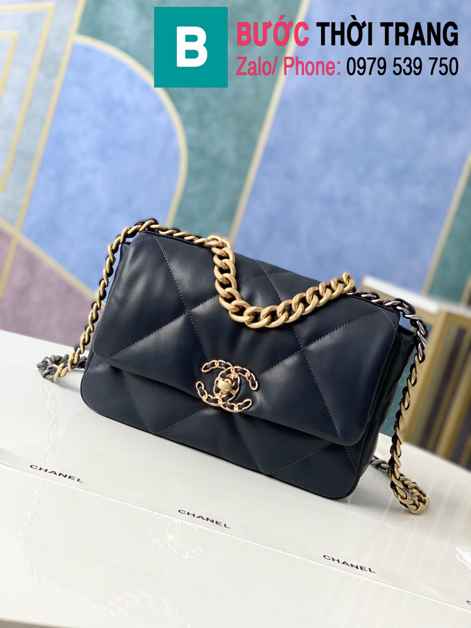 Túi xách Chanel 19 flap bag (17)