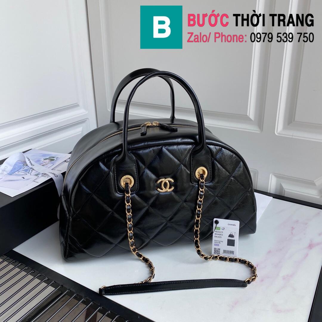 Túi xách Chanel Bowling bag (1)