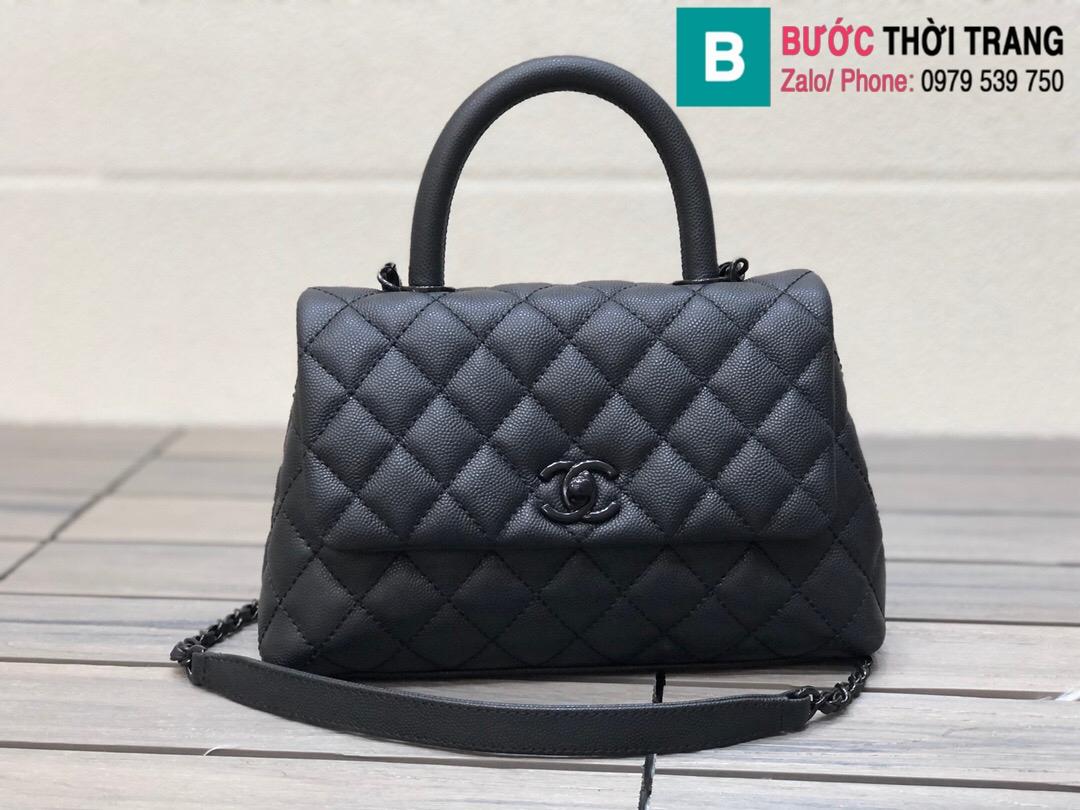 Túi xách Chanel Cocohandle Flap bag (1)