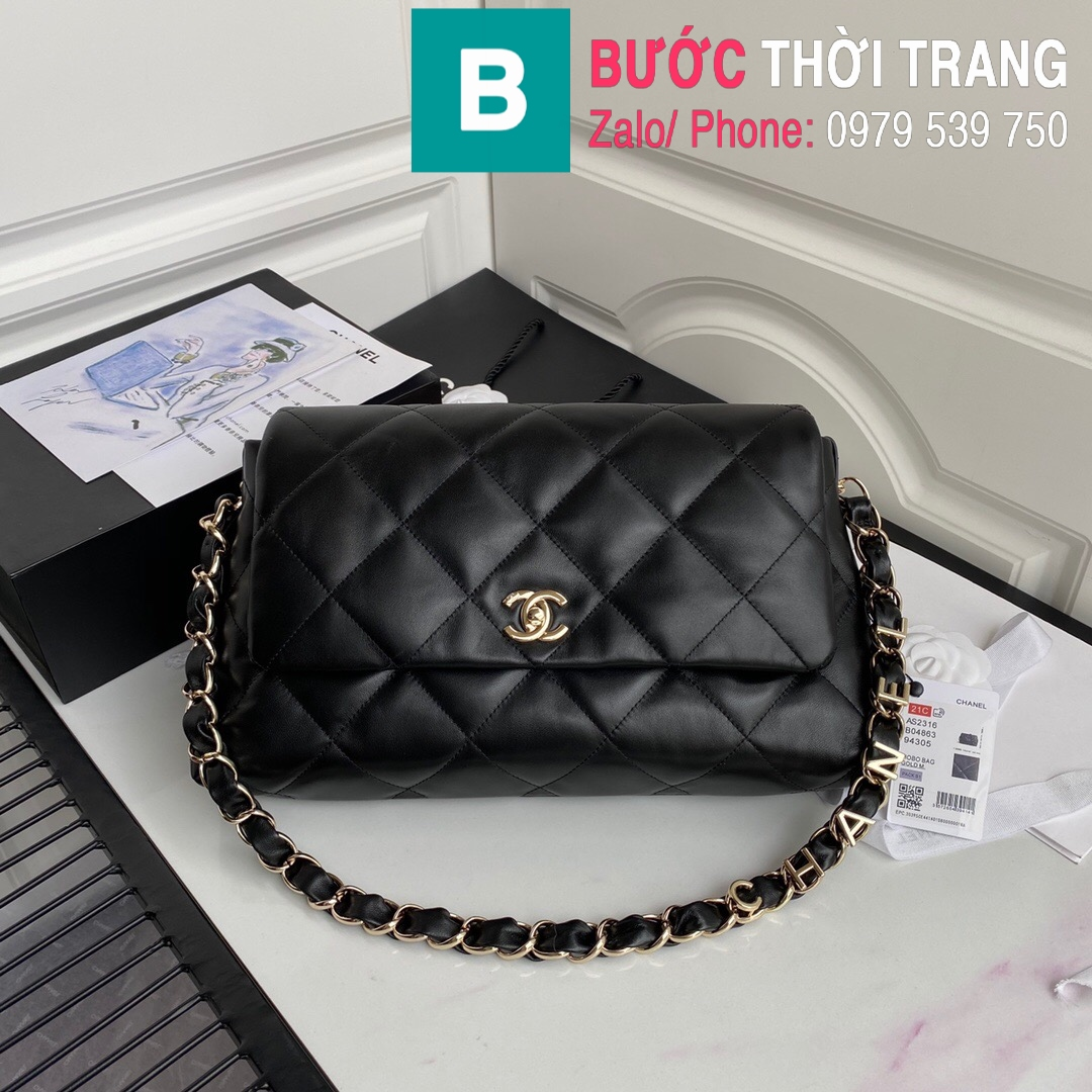 Túi xách Chanel Large Flap Bag (28)