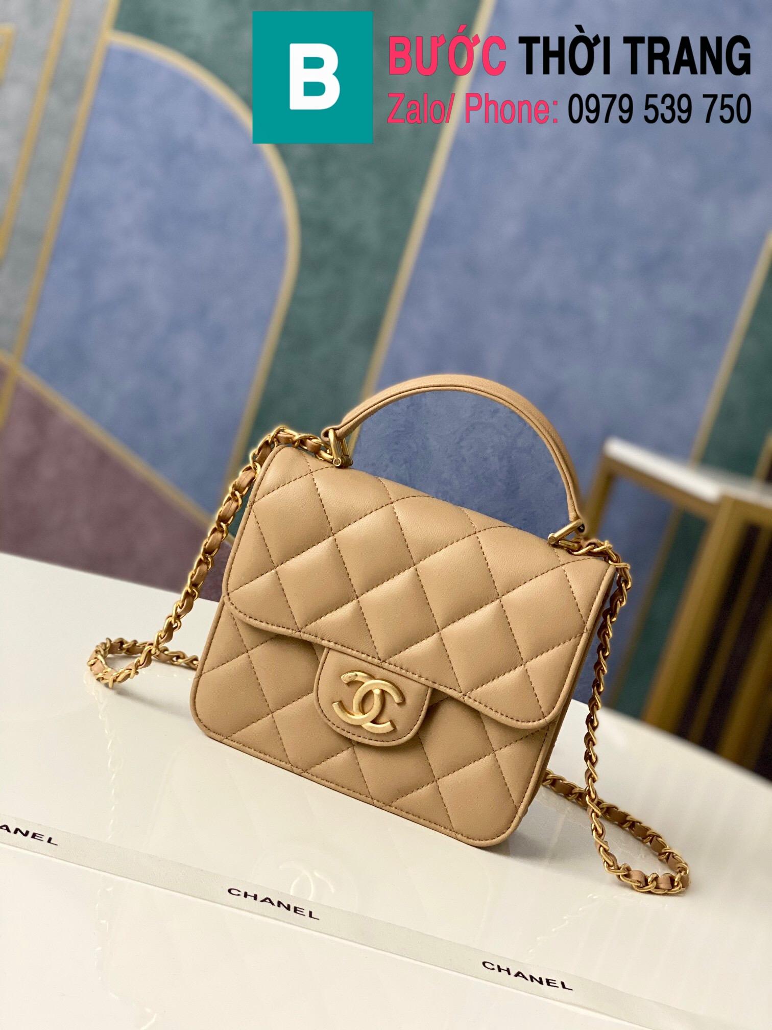 Túi xách tay Chanel mẫu mới – AS8817 (1)