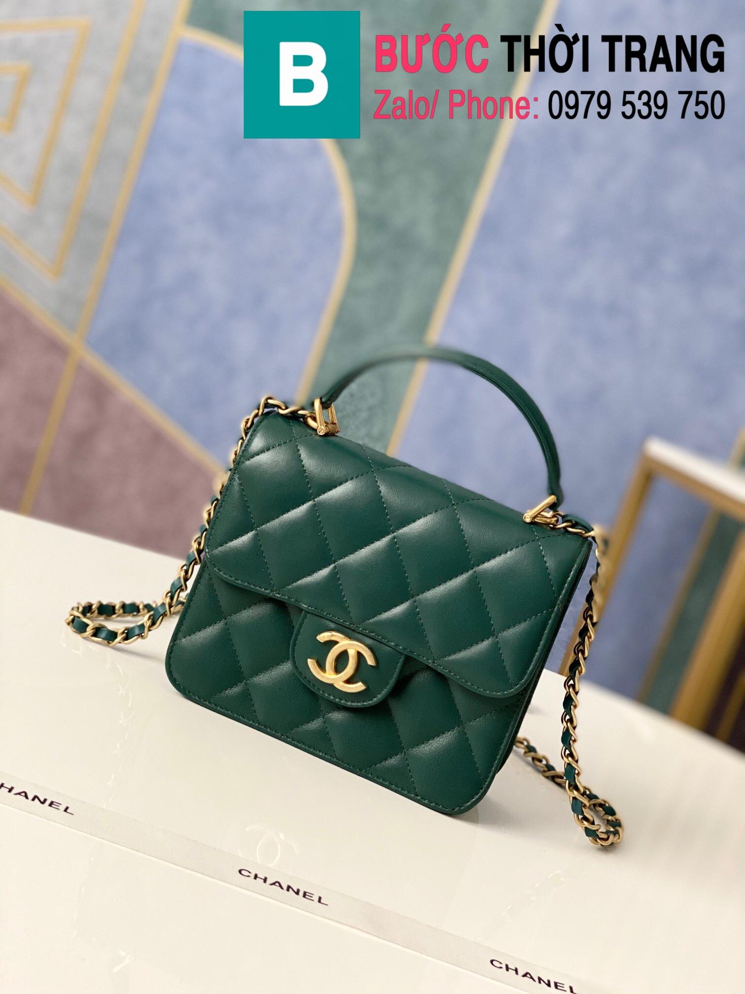 Túi xách tay Chanel mẫu mới – AS8817 (10)