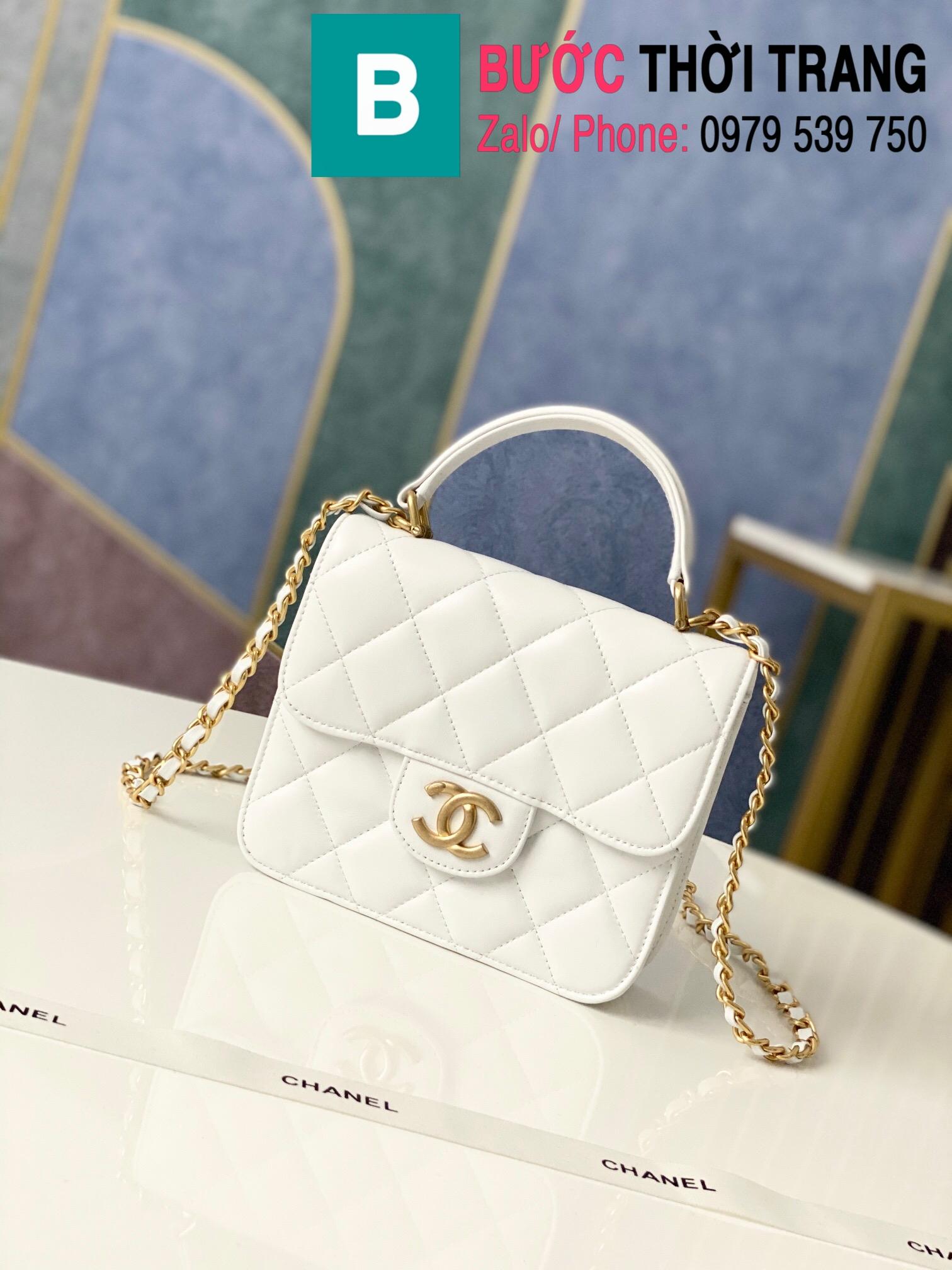 Túi xách tay Chanel mẫu mới – AS8817 (19)