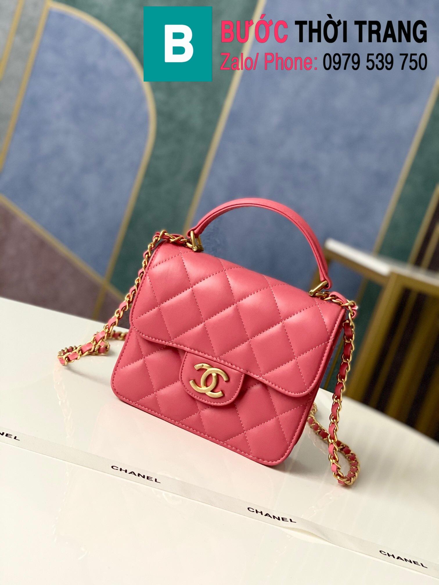 Túi xách tay Chanel mẫu mới – AS8817 (37)