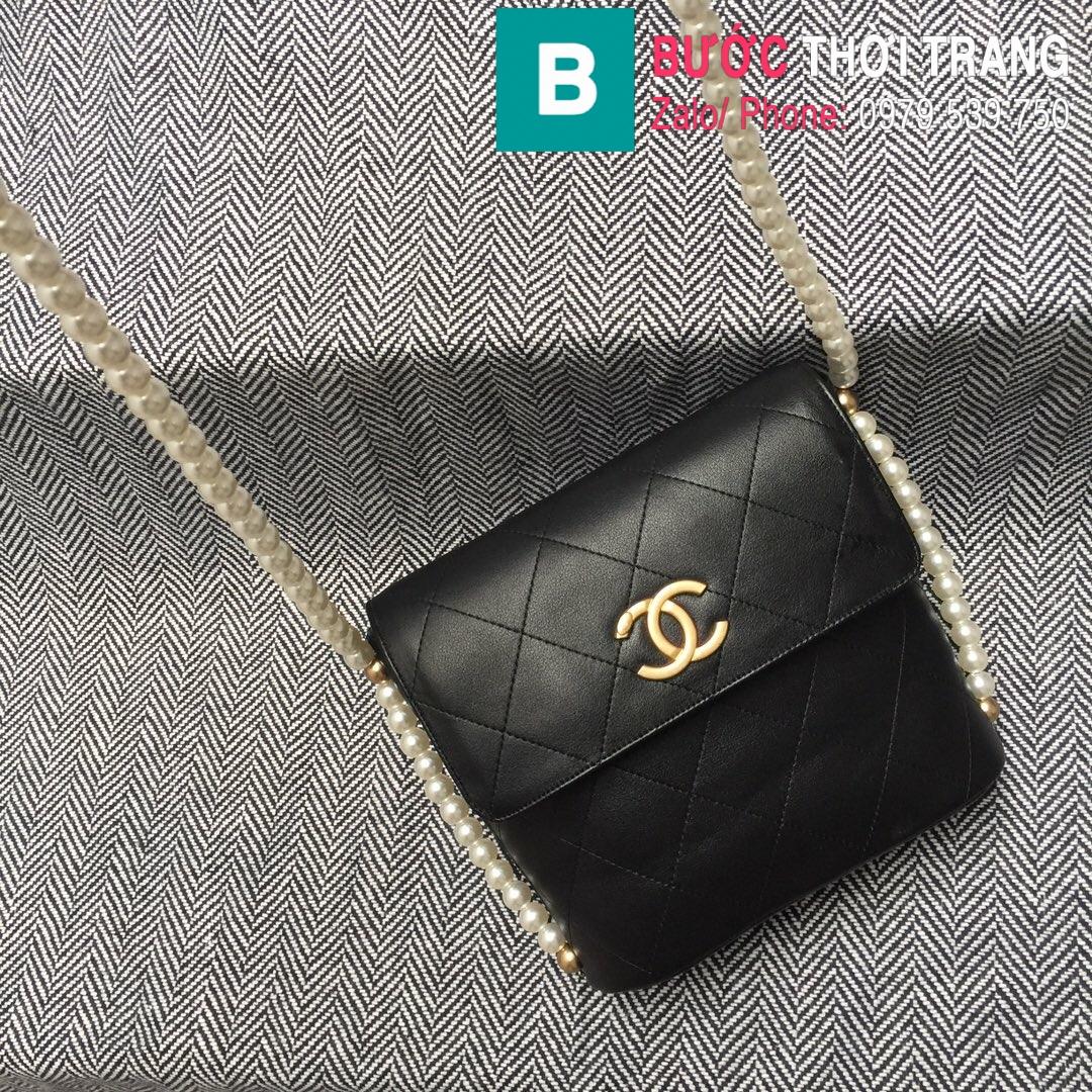 Túi đeo chéo Chanel siêu cấp (9)
