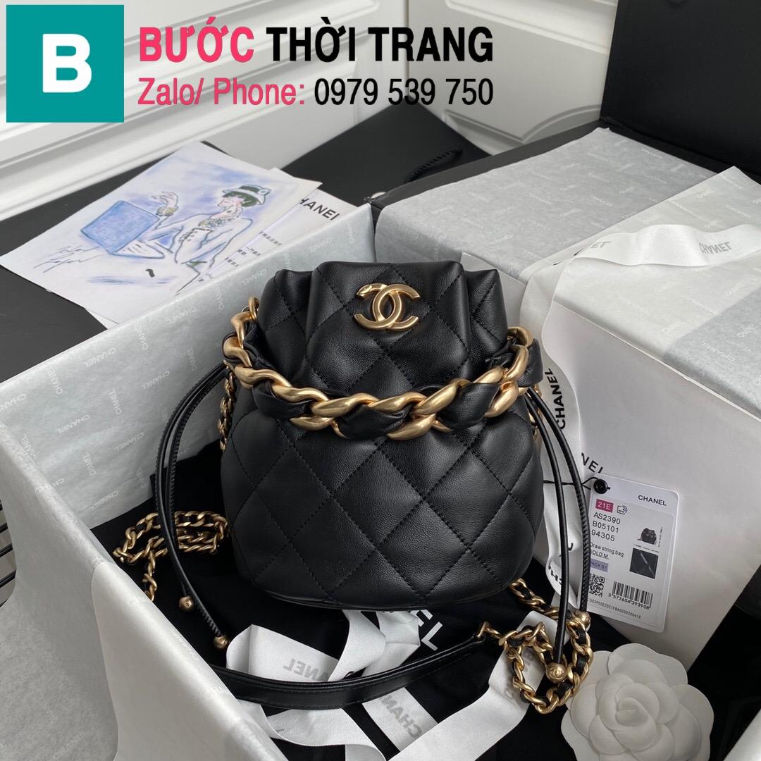 Túi dây rút Chanel siêu cấp (1)
