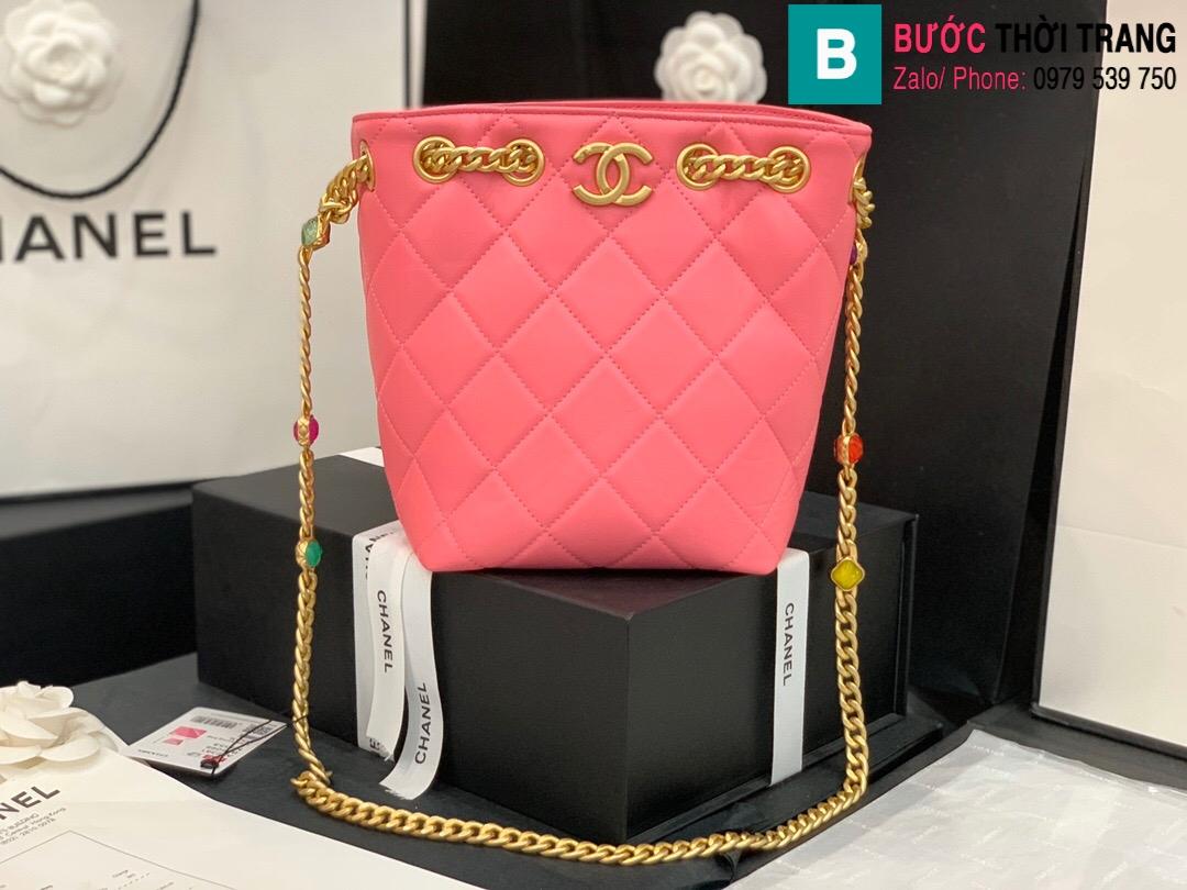 Túi xách Chanel Bag túi dây rút (10)