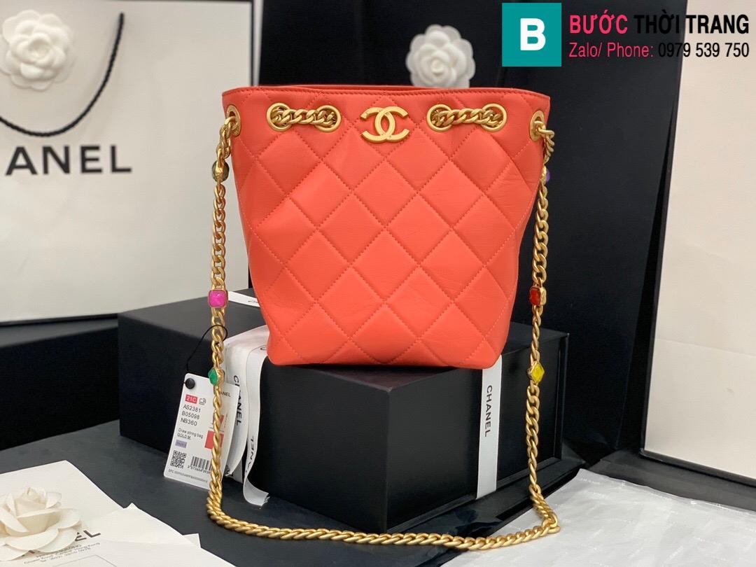 Túi xách Chanel Bag túi dây rút (19)